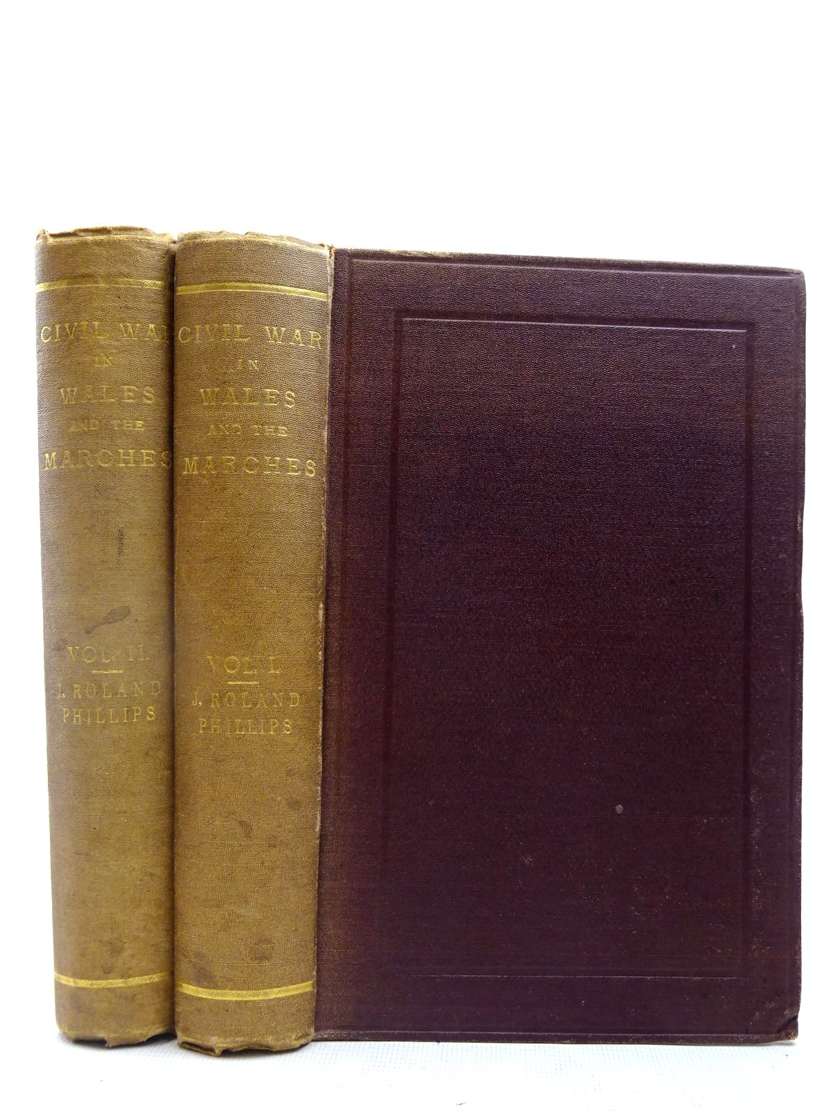Photo of MEMOIRS OF THE CIVIL WAR IN WALES AND THE MARCHES 1642-1649 (2 VOLUMES)- Stock Number: 2127590