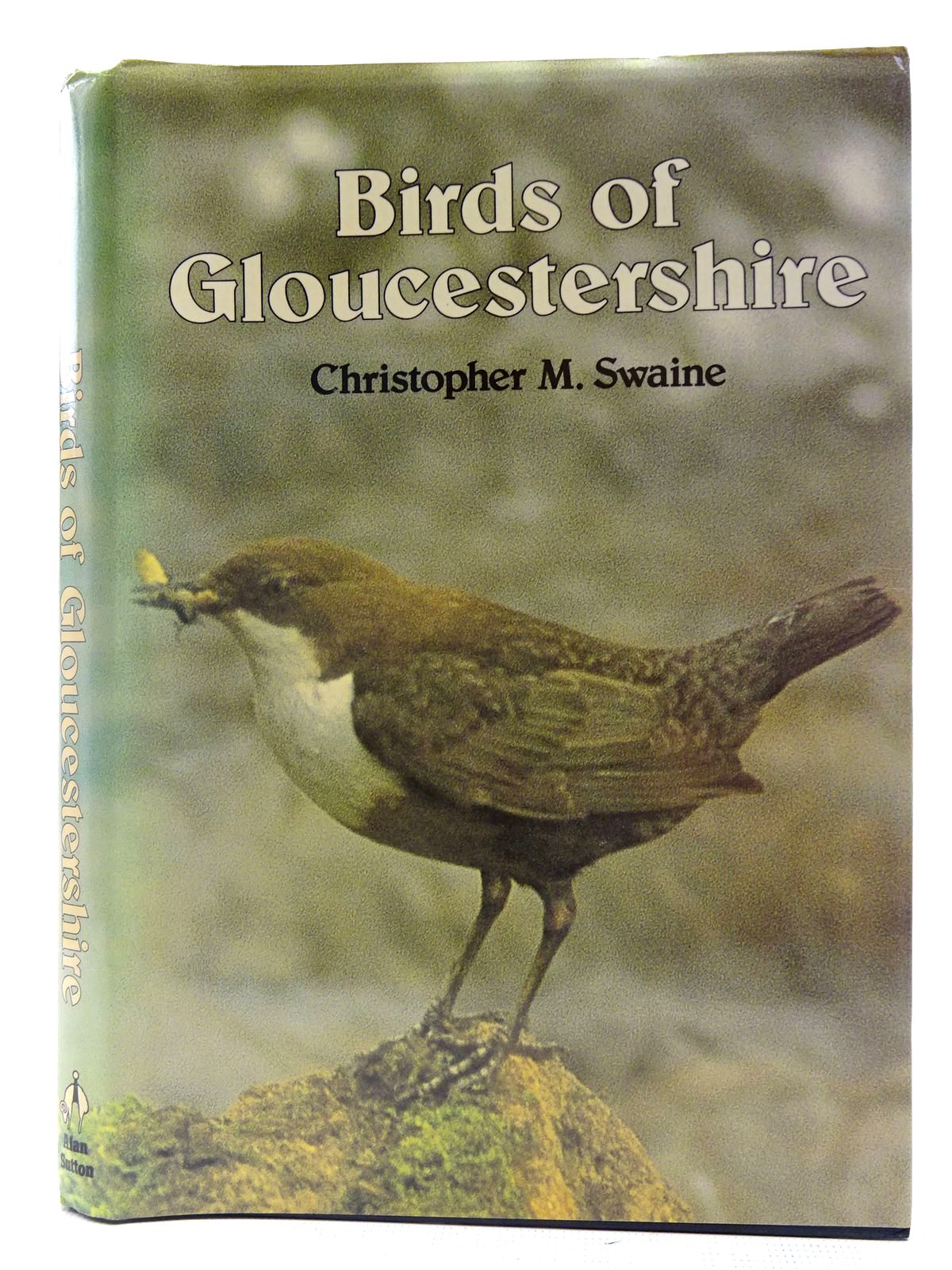 Photo of BIRDS OF GLOUCESTERSHIRE- Stock Number: 2127601