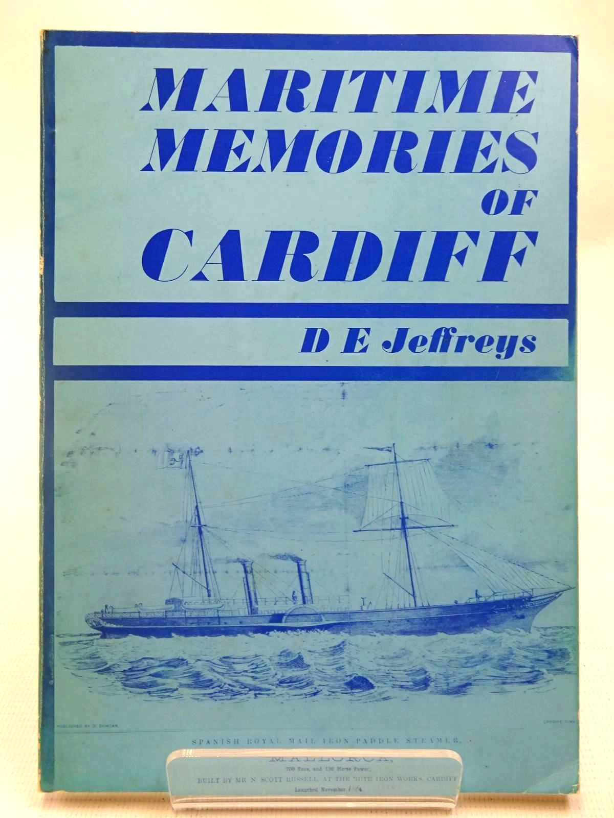 Photo of MARITIME MEMORIES OF CARDIFF- Stock Number: 2127611