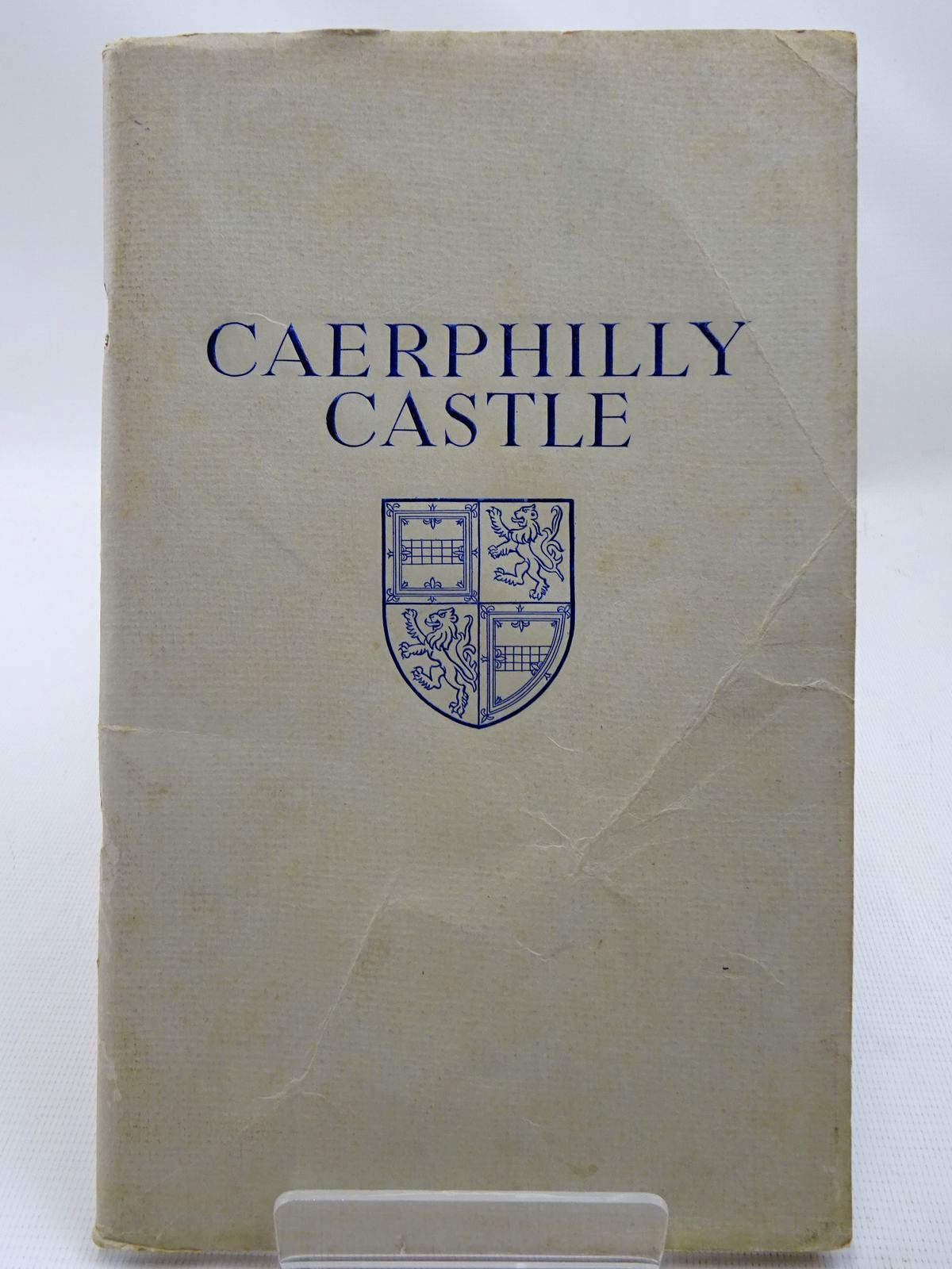 Photo of CAERPHILLY CASTLE A HISTORY AND DESCRIPTION written by Rees, William (STOCK CODE: 2127615)  for sale by Stella & Rose's Books
