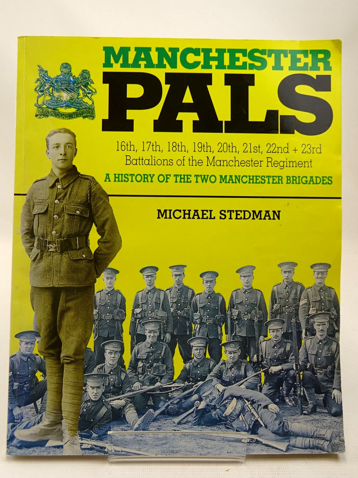 Photo of MANCHESTER PALS written by Stedman, Michael published by Leo Cooper (STOCK CODE: 2127622)  for sale by Stella & Rose's Books