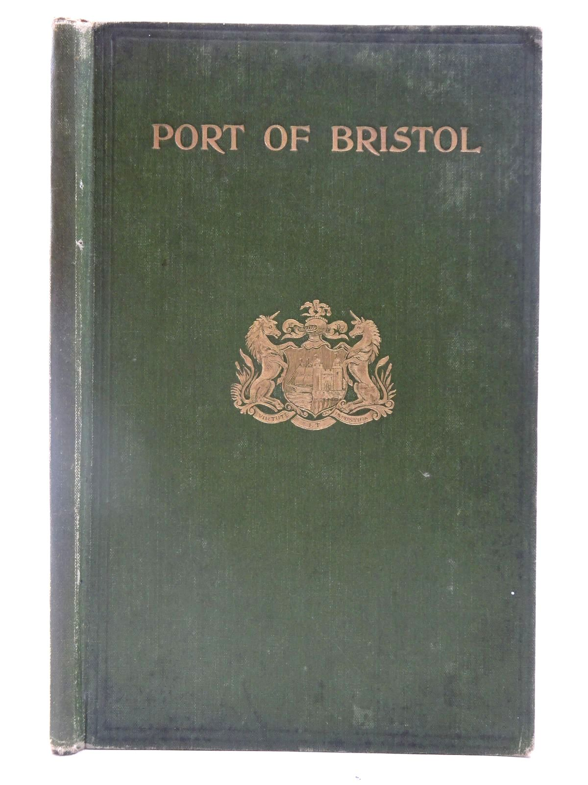 Photo of THE PORT OF BRISTOL OFFICIAL HANDBOOK- Stock Number: 2127630