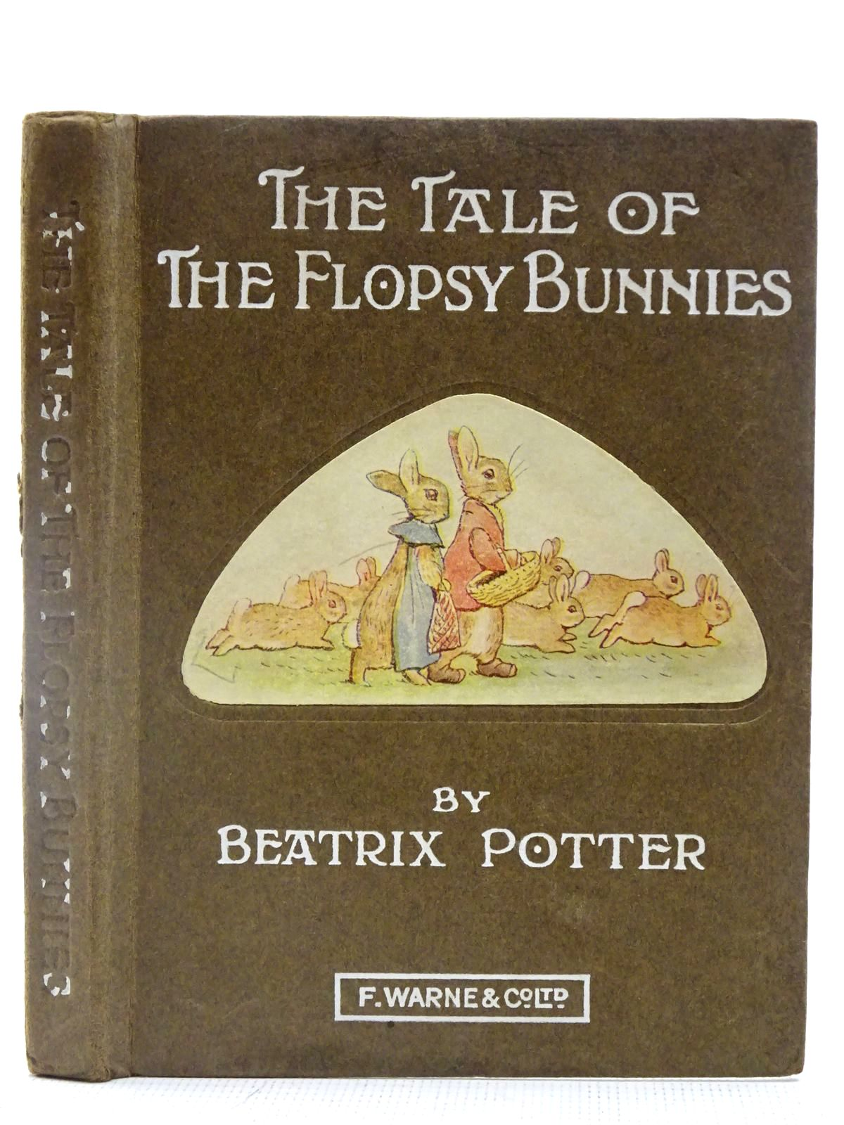 Photo of THE TALE OF THE FLOPSY BUNNIES- Stock Number: 2127640