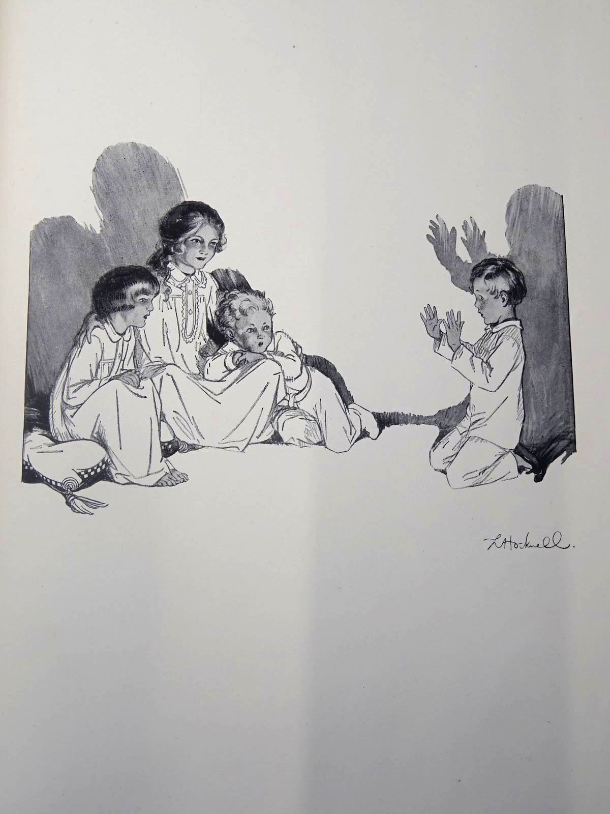 Photo of SOME STUDIES OF CHILDREN written by Hocknell, Lilian illustrated by Hocknell, Lilian (STOCK CODE: 2127685)  for sale by Stella & Rose's Books