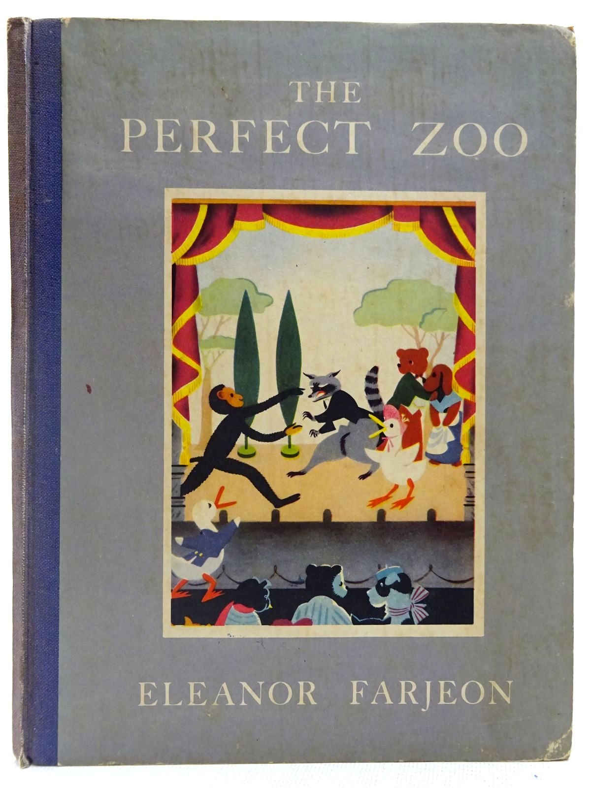 Photo of THE PERFECT ZOO- Stock Number: 2127706