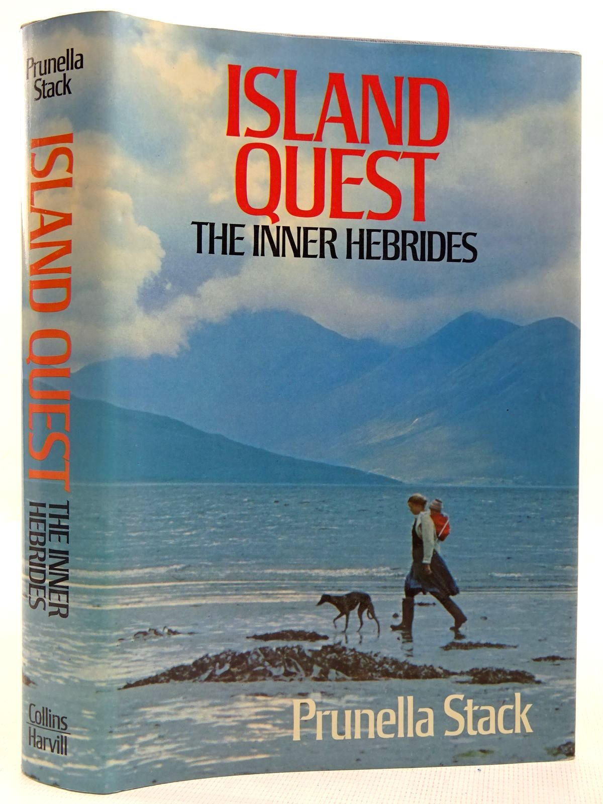 Photo of ISLAND QUEST THE INNER HEBRIDES written by Stack, Prunella published by Collins & Harvill Press (STOCK CODE: 2127725)  for sale by Stella & Rose's Books