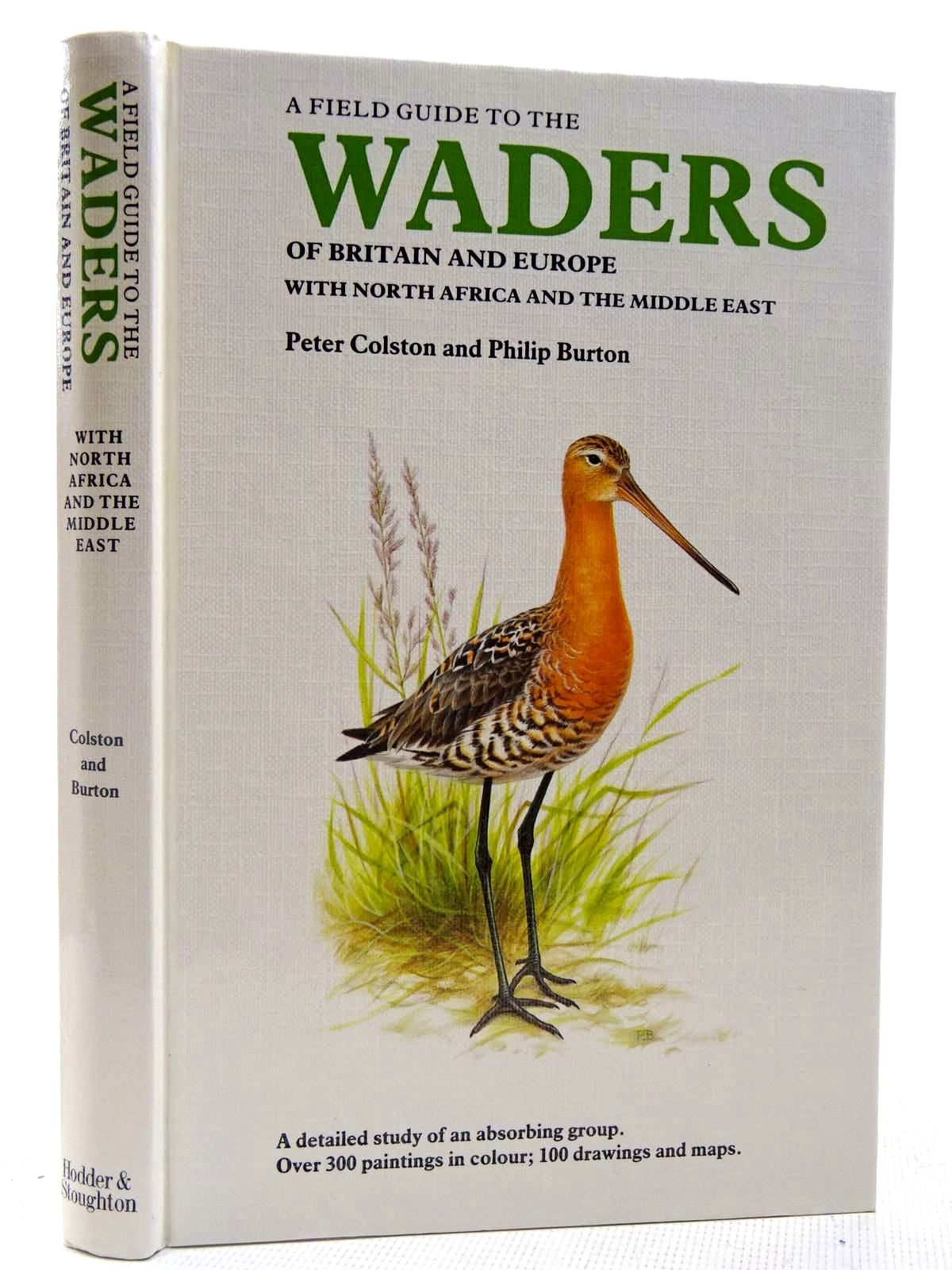 Photo of A FIELD GUIDE TO THE WADERS OF BRITAIN AND EUROPE WITH NORTH AFRICA AND THE MIDDLE EAST written by Colston, Peter illustrated by Burton, Philip published by Hodder & Stoughton (STOCK CODE: 2127741)  for sale by Stella & Rose's Books