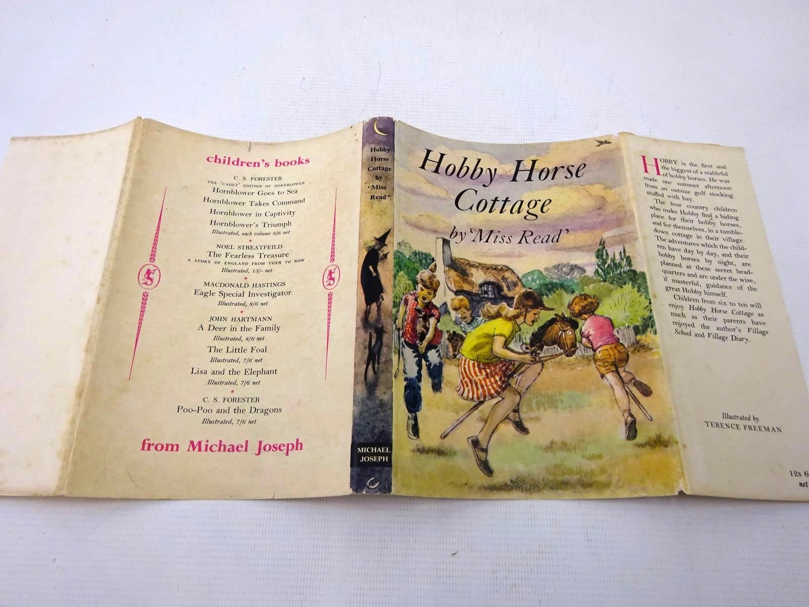 Photo of HOBBY HORSE COTTAGE written by Read, Miss illustrated by Freeman, Terence published by Michael Joseph (STOCK CODE: 2127761)  for sale by Stella & Rose's Books