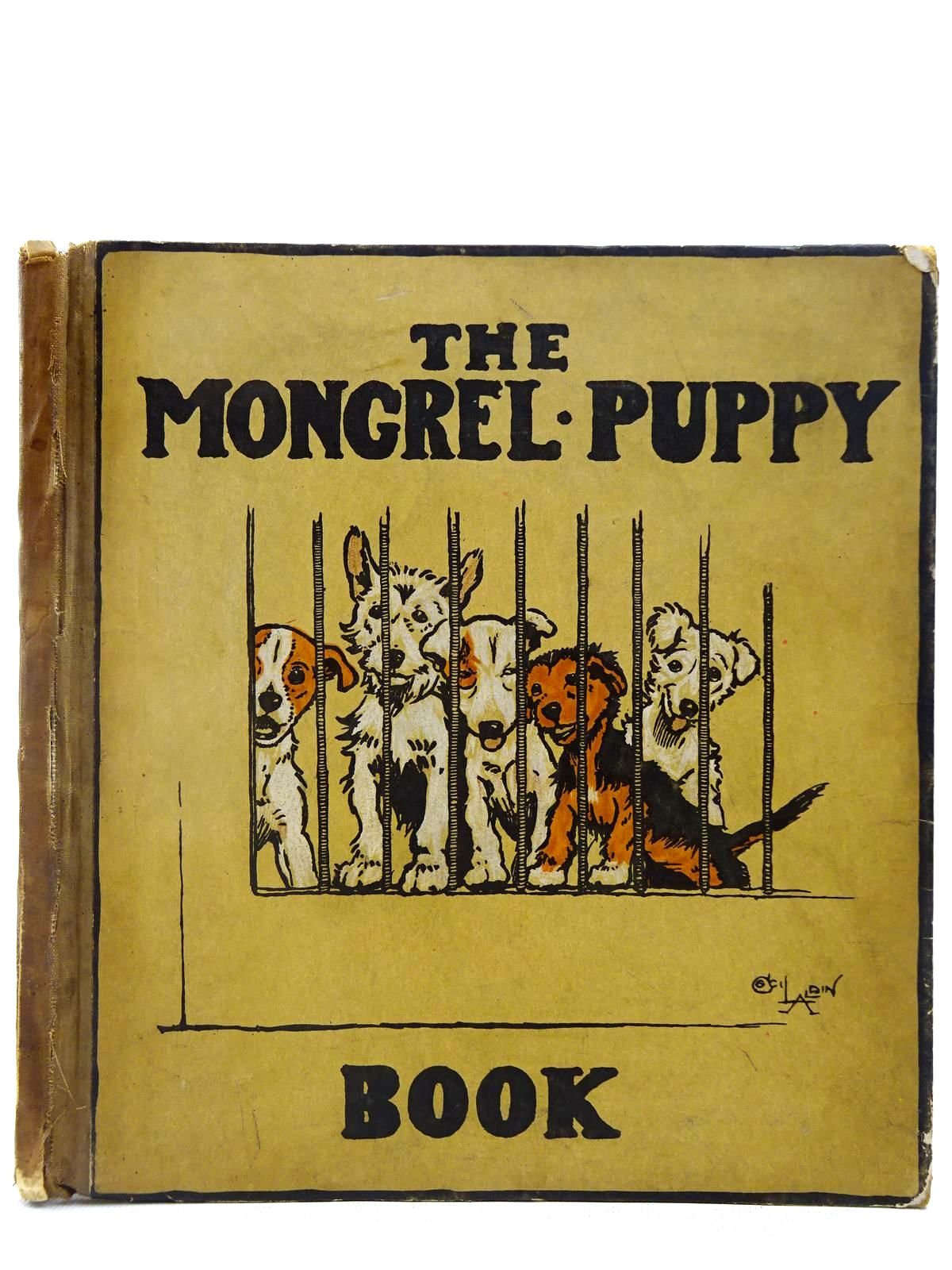 Photo of THE MONGREL PUPPY BOOK- Stock Number: 2127769