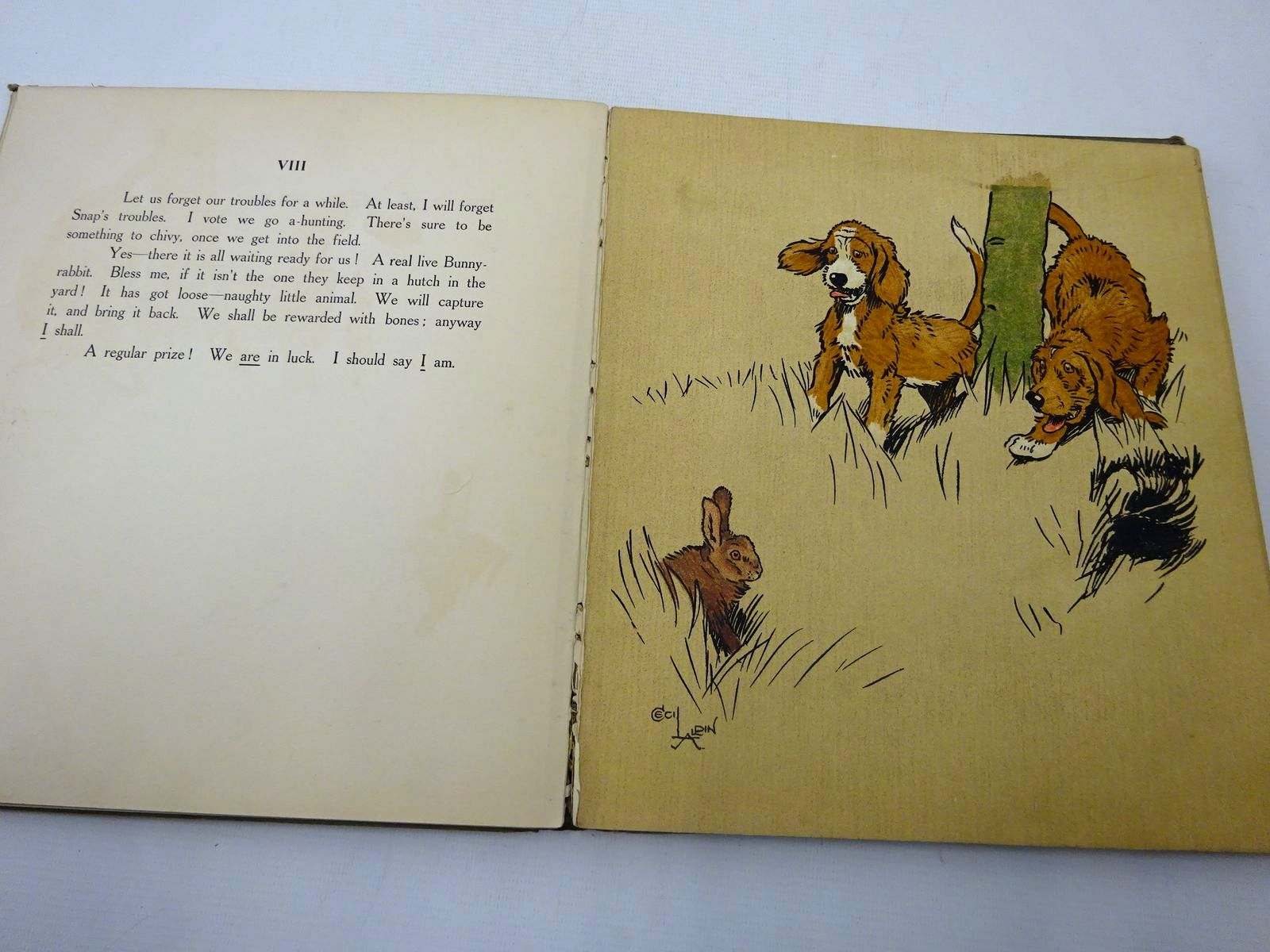 Photo of THE TWINS written by Aldin, Cecil illustrated by Aldin, Cecil published by Henry Frowde, Hodder & Stoughton (STOCK CODE: 2127770)  for sale by Stella & Rose's Books
