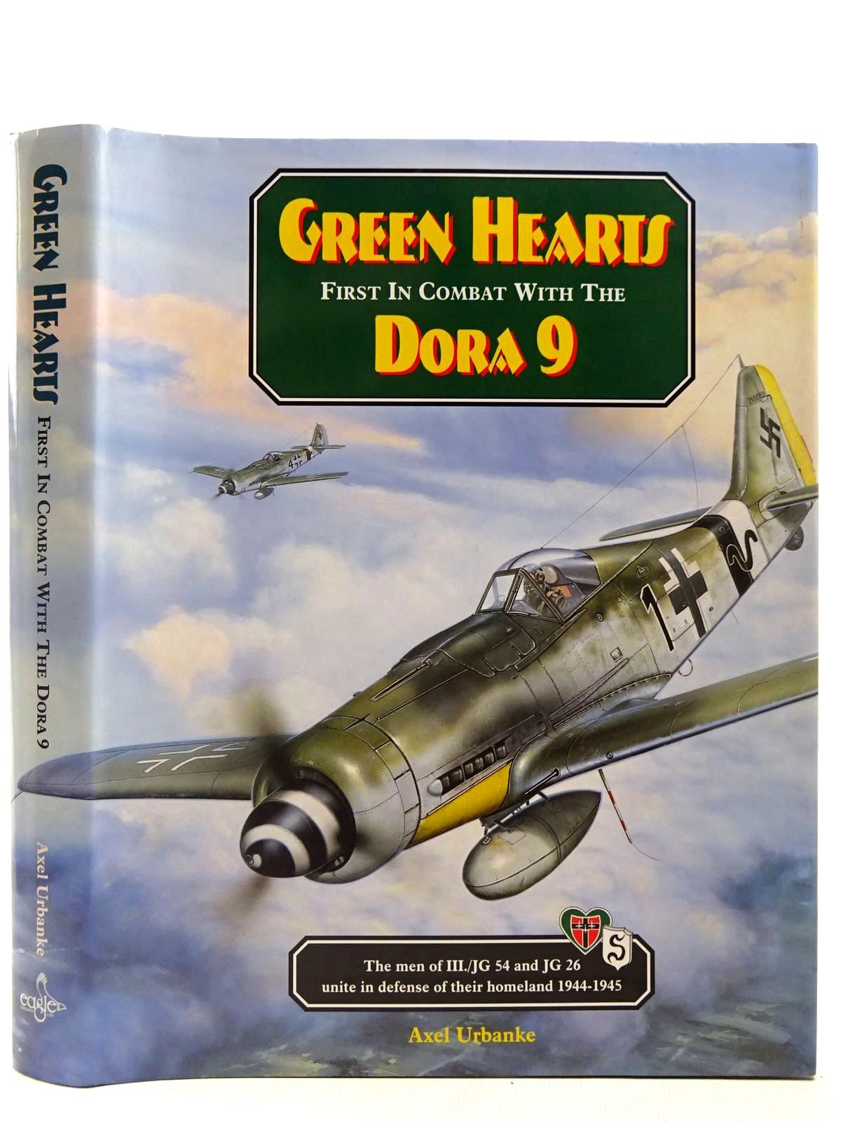 Photo of GREEN HEARTS FIRST IN COMBAT WITH THE DORA 9- Stock Number: 2127773