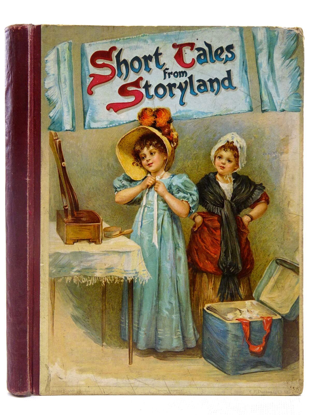 Photo of SHORT TALES FROM STORYLAND written by Everett-Green, Evelyn illustrated by Lucas, Mrs Seymour