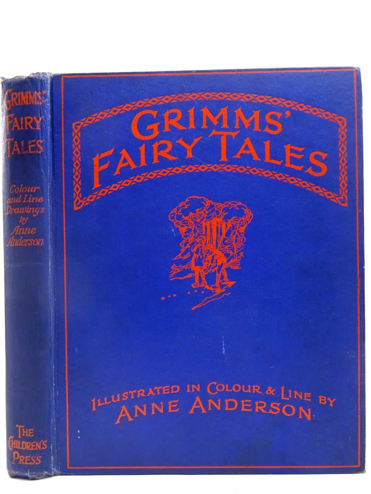 Photo of GRIMMS' FAIRY TALES- Stock Number: 2127779