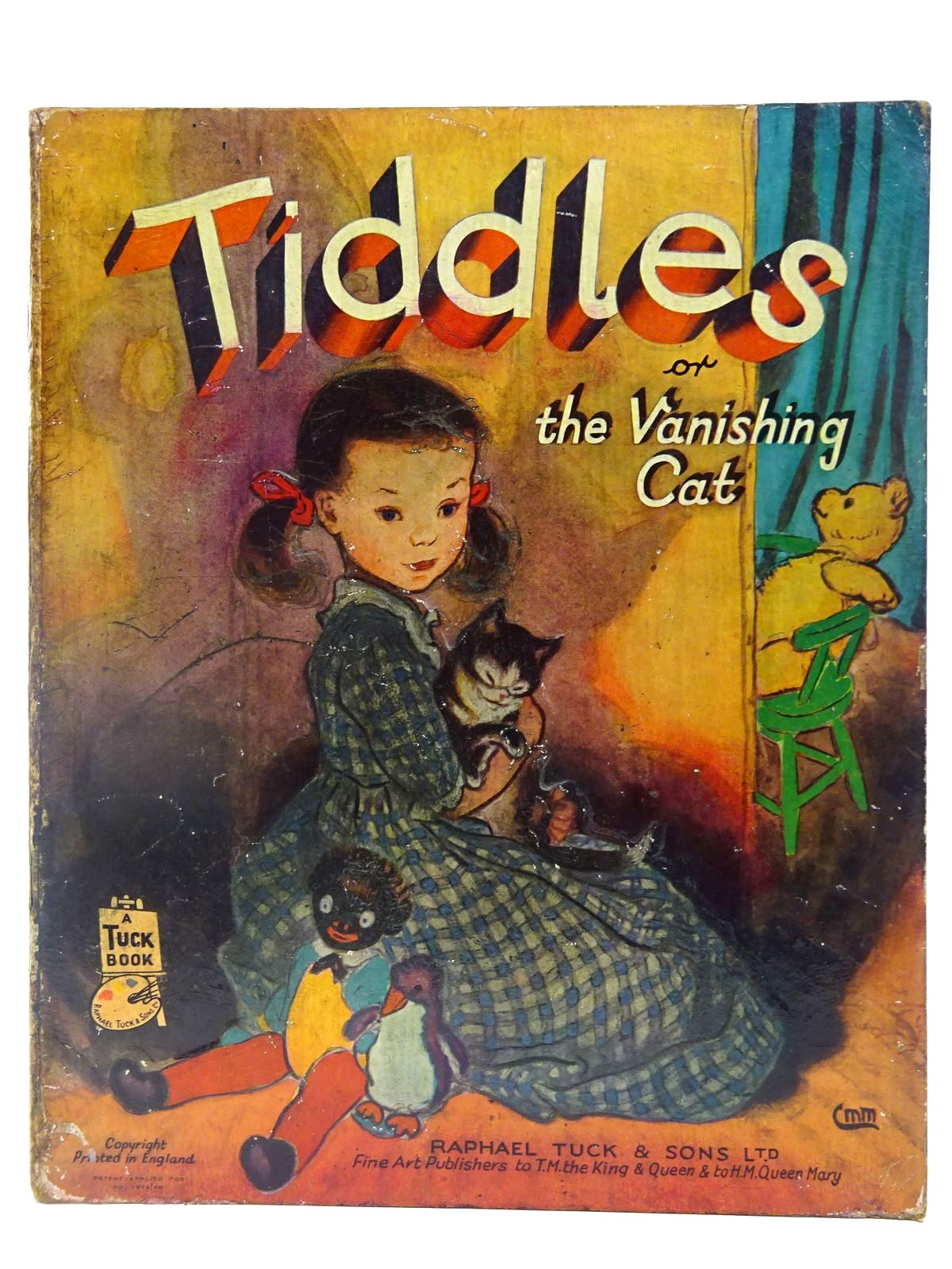 Photo of TIDDLES OR THE VANISHING CAT- Stock Number: 2127782