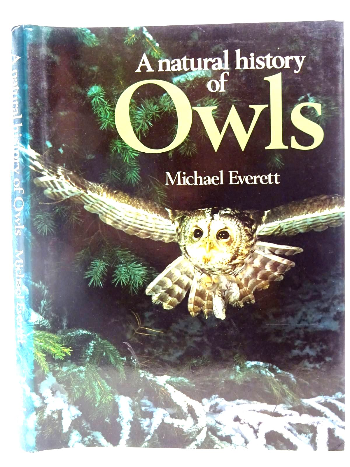 Photo of A NATURAL HISTORY OF OWLS- Stock Number: 2127813