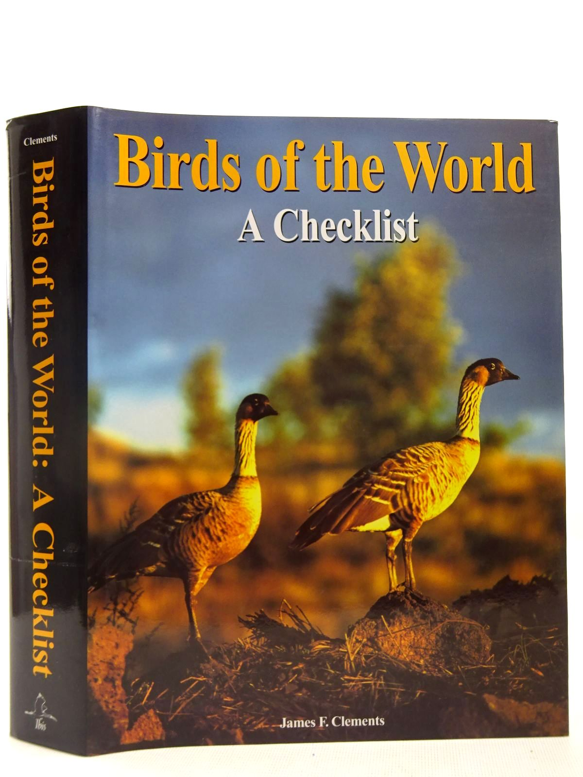 Photo of BIRDS OF THE WORLD: A CHECKLIST- Stock Number: 2127825