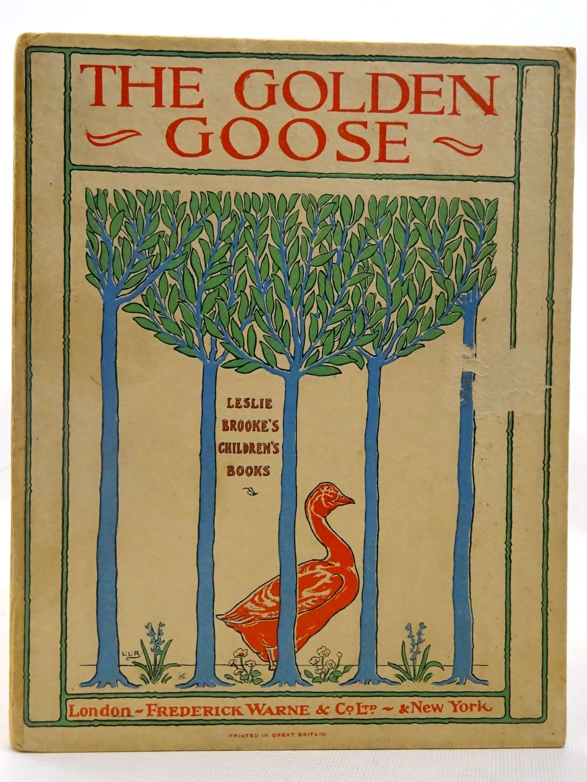 Photo of THE GOLDEN GOOSE- Stock Number: 2127830