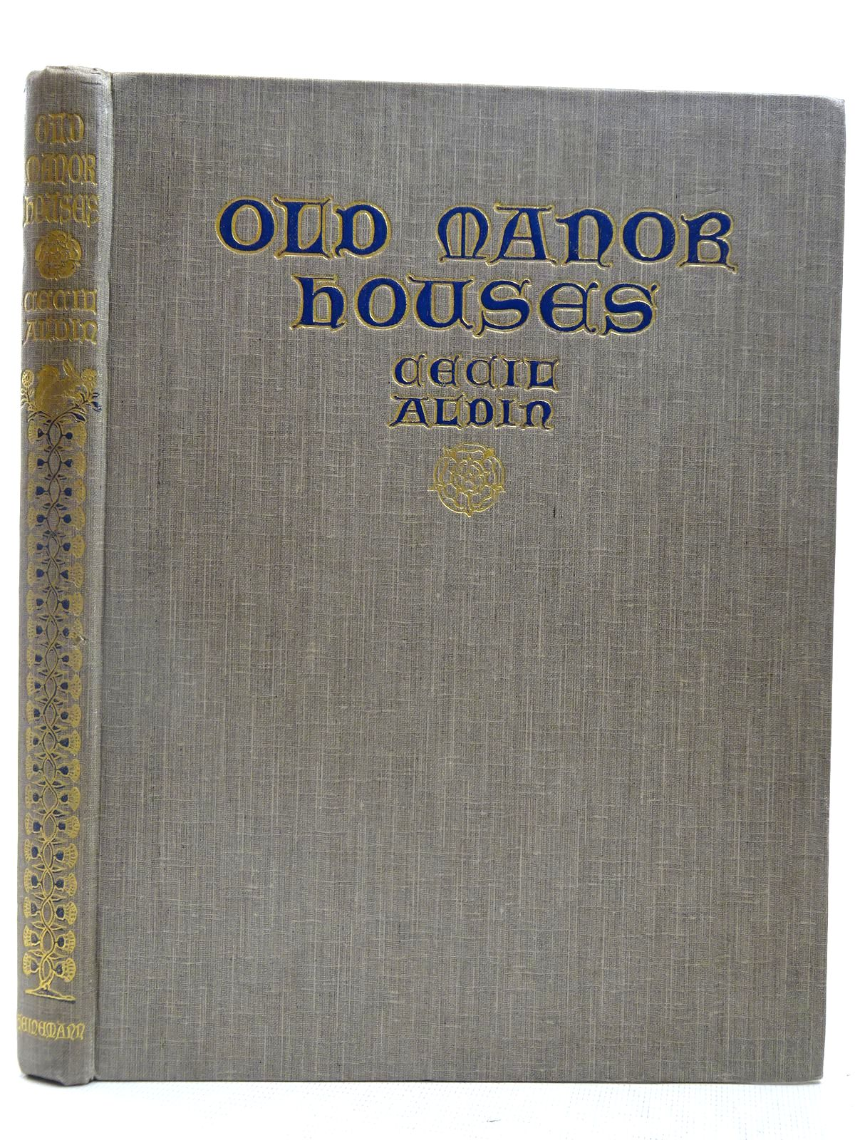 Photo of OLD MANOR HOUSES- Stock Number: 2127831