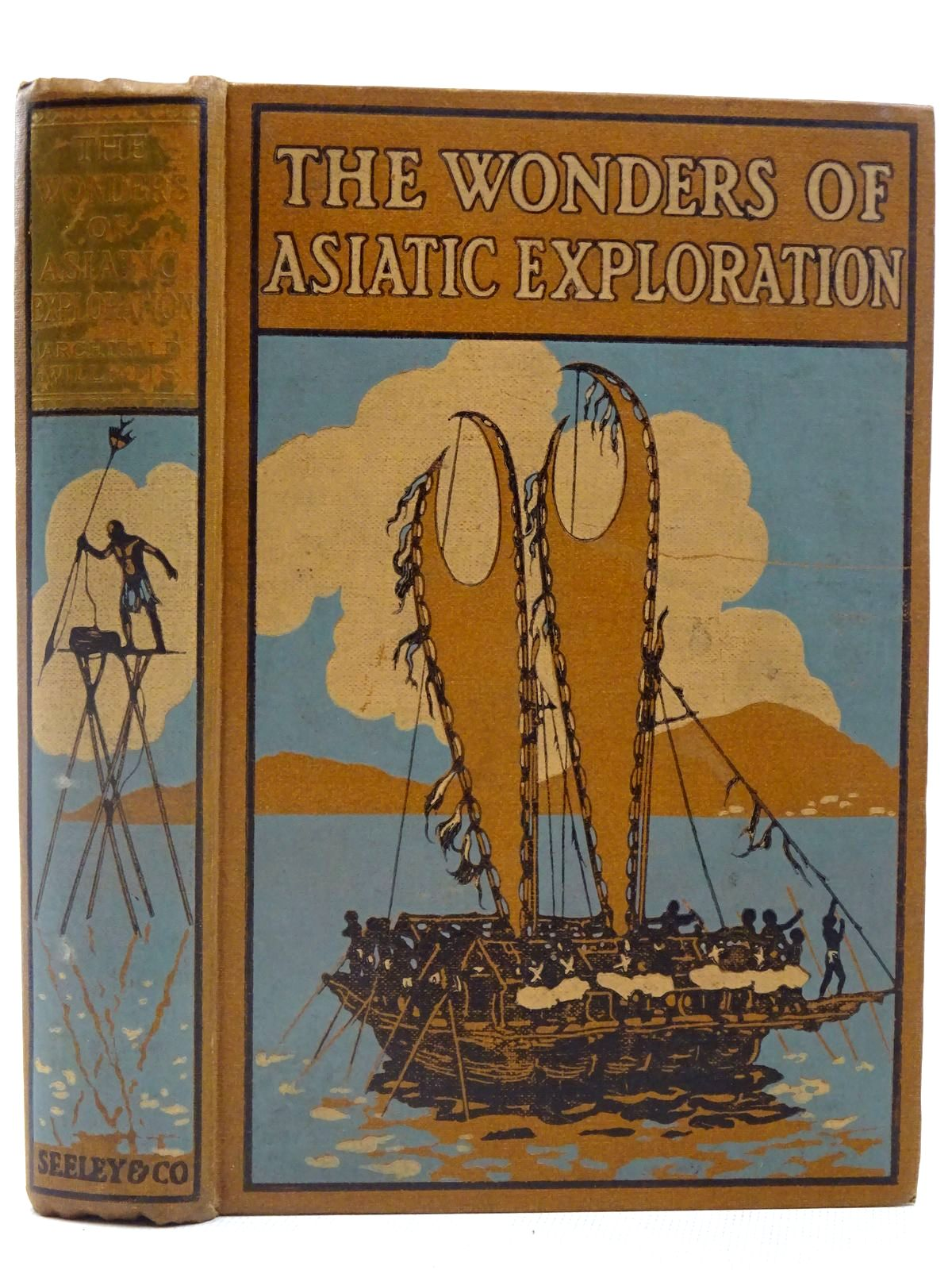 Photo of THE WONDERS OF ASIATIC EXPLORATION written by Williams, Archibald published by Seeley and Co. Limited (STOCK CODE: 2127872)  for sale by Stella & Rose's Books