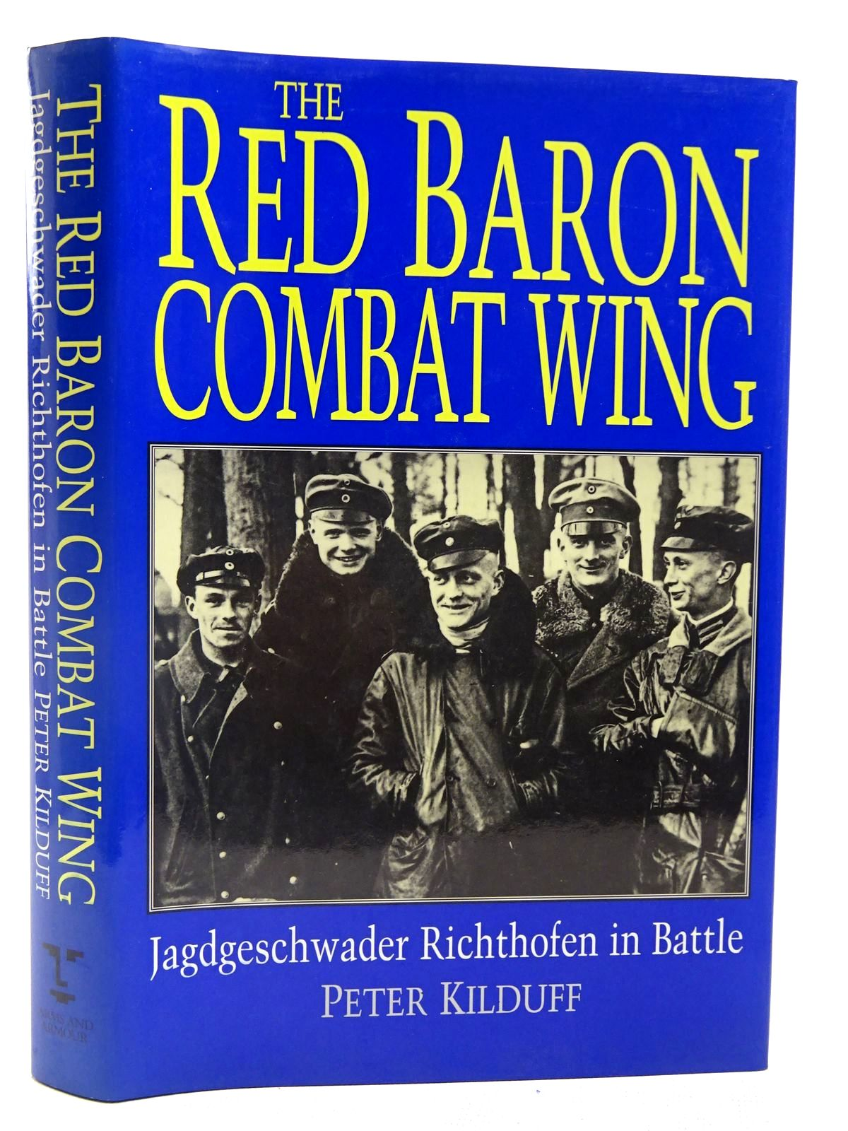 Photo of THE RED BARON COMBAT WING written by Kilduff, Peter published by Arms & Armour Press (STOCK CODE: 2127877)  for sale by Stella & Rose's Books