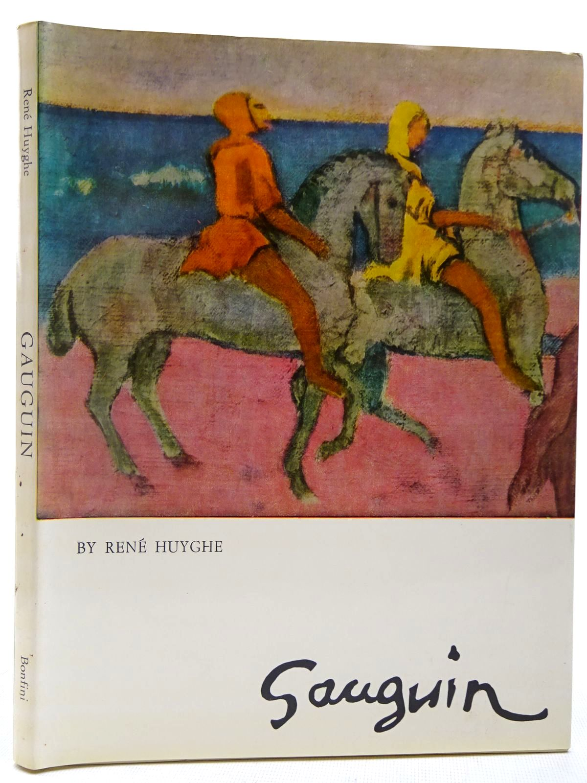 Photo of GAUGUIN written by Huyghe, Rene illustrated by Gauguin, Paul published by Bonfini Press (STOCK CODE: 2127896)  for sale by Stella & Rose's Books