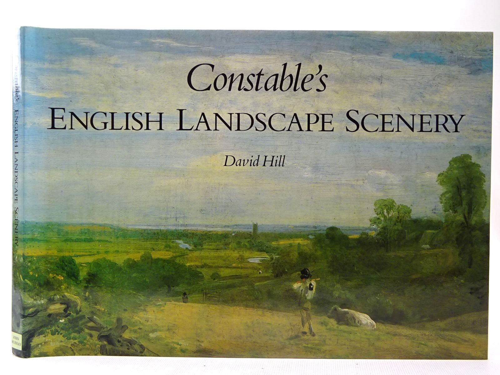 Photo of CONSTABLE'S ENGLISH LANDSCAPE SCENERY written by Hill, David illustrated by Constable, John published by John Murray (STOCK CODE: 2127911)  for sale by Stella & Rose's Books