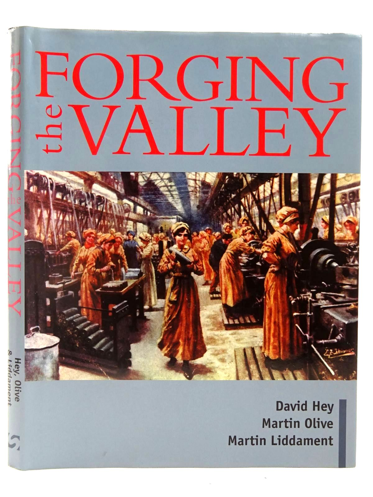 Photo of FORGING THE VALLEY- Stock Number: 2127936