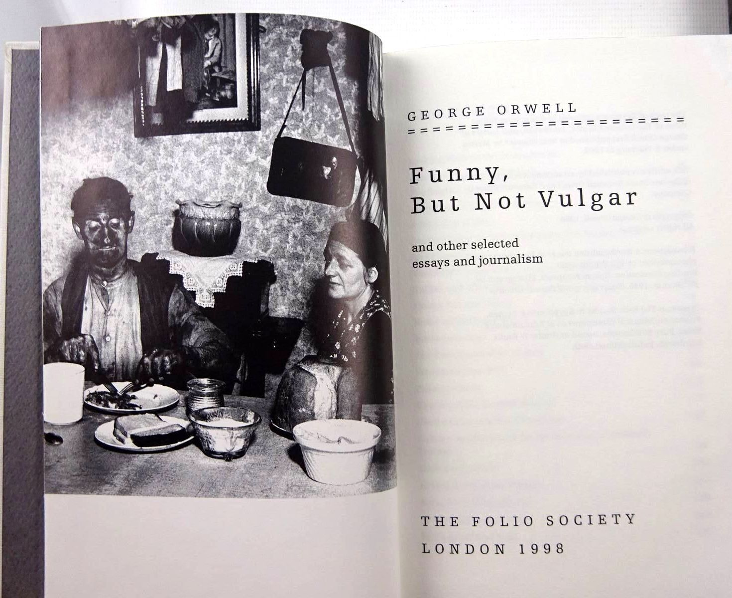 Photo of REPORTAGE written by Orwell, George published by Folio Society (STOCK CODE: 2128030)  for sale by Stella & Rose's Books