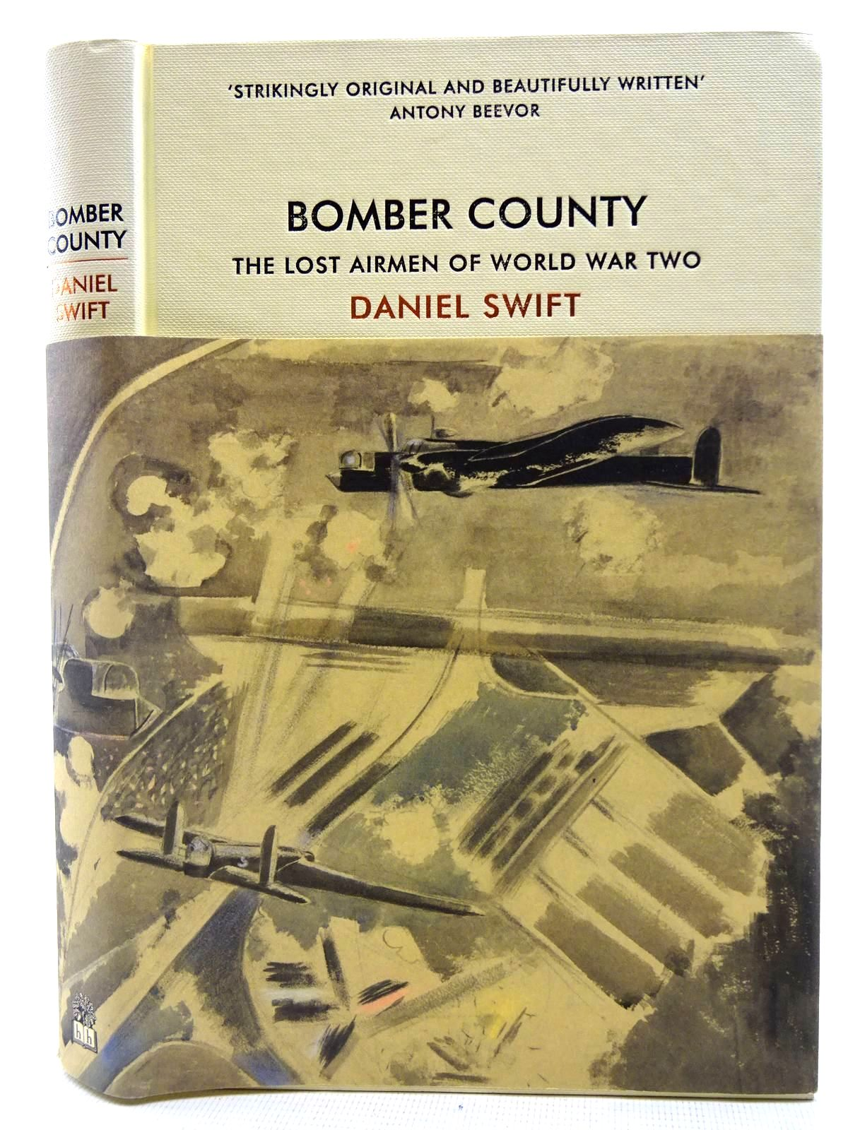 Photo of BOMBER COUNTY written by Swift, Daniel published by Hamish Hamilton (STOCK CODE: 2128105)  for sale by Stella & Rose's Books