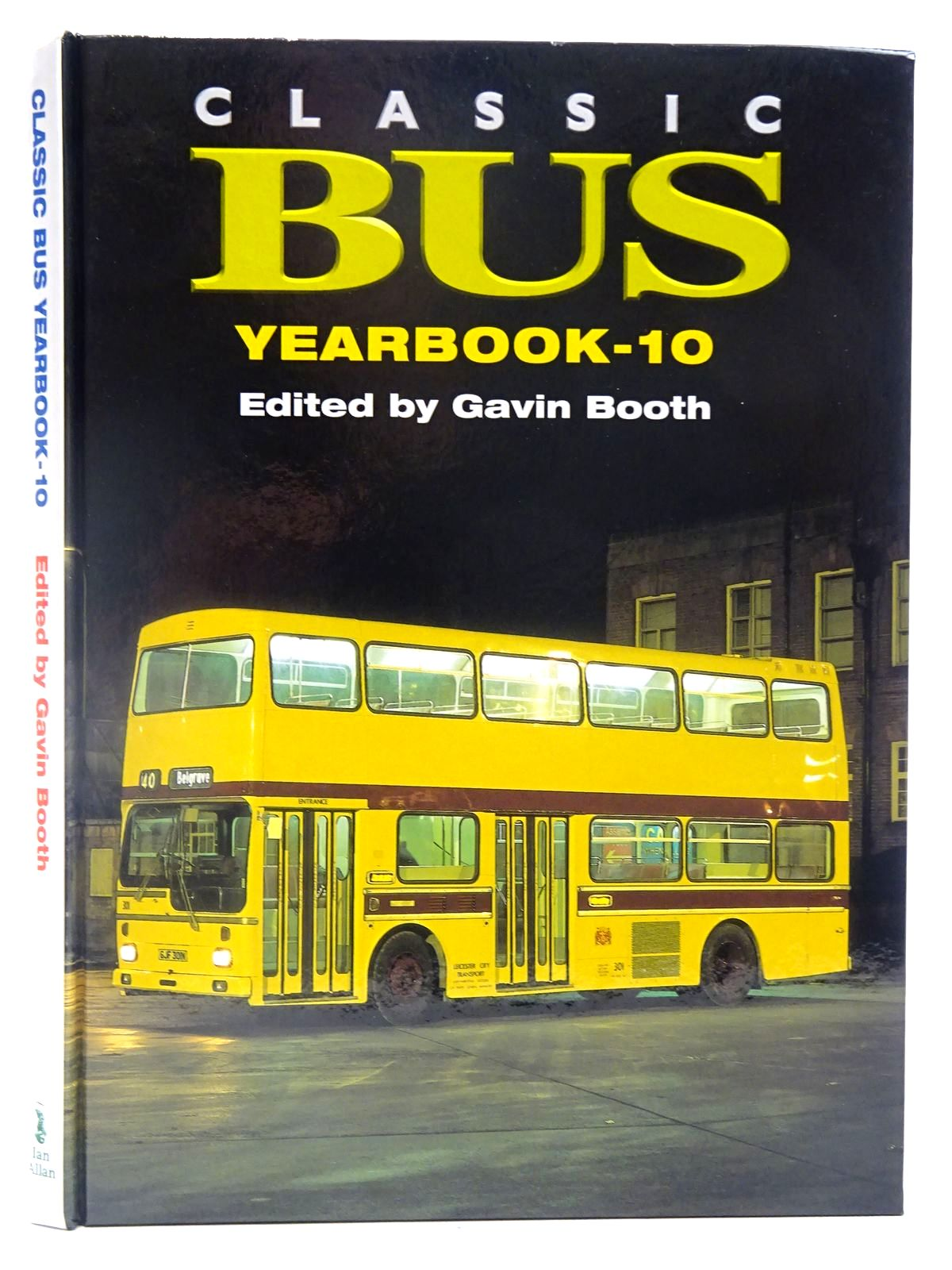 Photo of CLASSIC BUS YEARBOOK-10 written by Booth, Gavin published by Ian Allan (STOCK CODE: 2128125)  for sale by Stella & Rose's Books