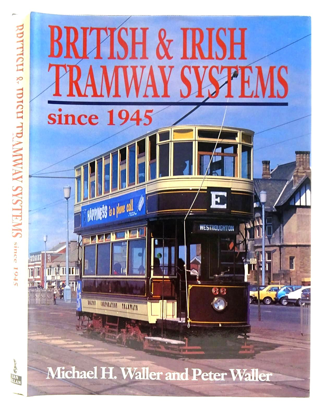 Photo of BRITISH & IRISH TRAMWAYS SYSTEMS SINCE 1945- Stock Number: 2128128