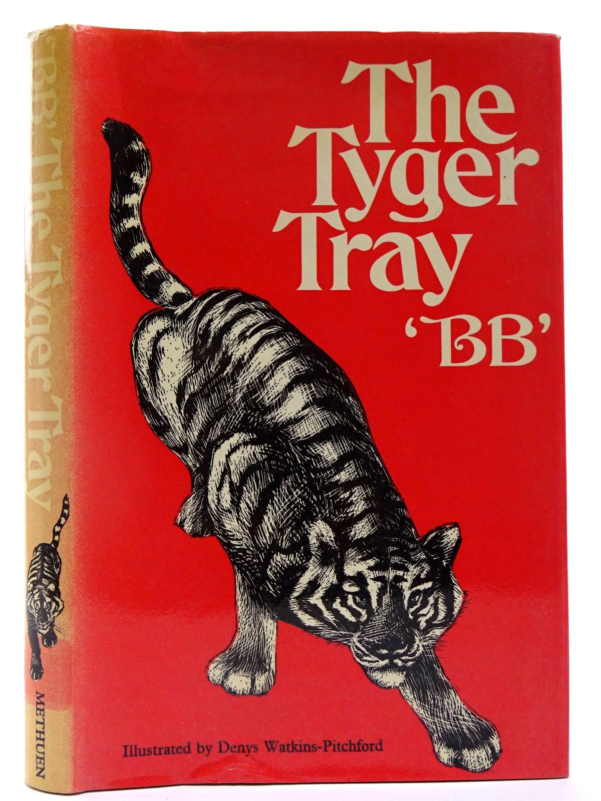 Photo of THE TYGER TRAY- Stock Number: 2128138