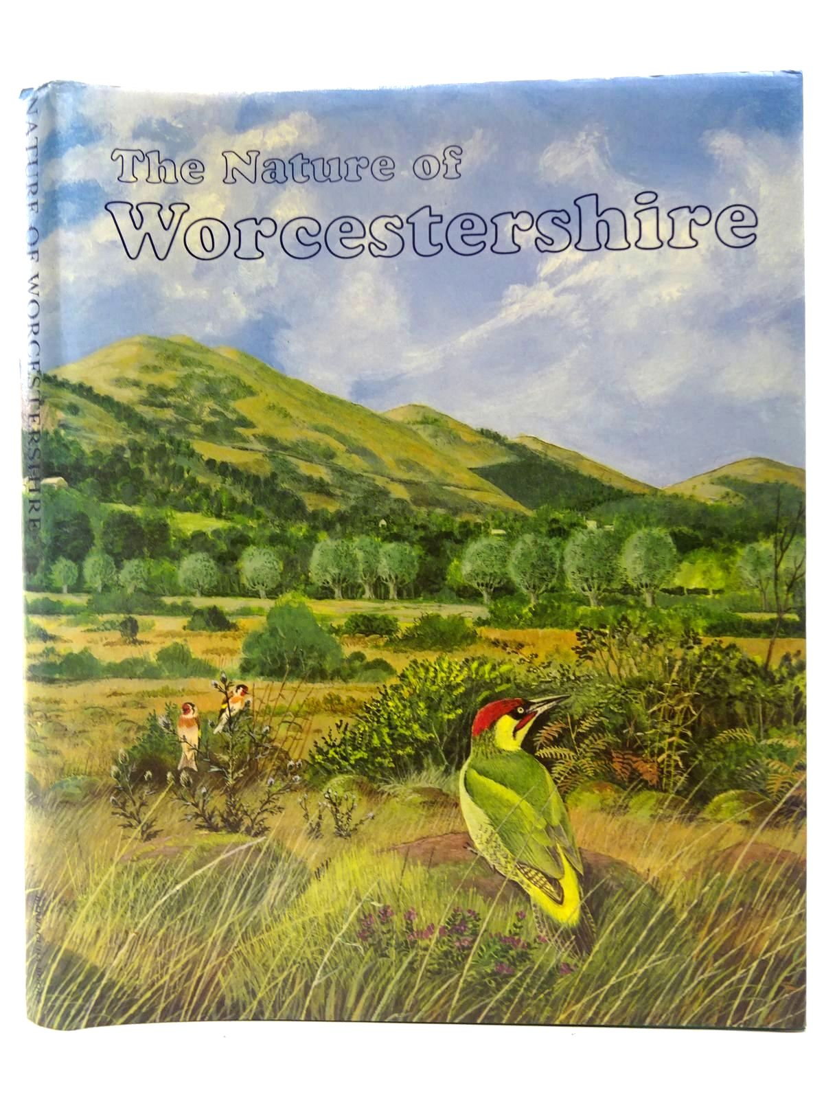Photo of THE NATURE OF WORCESTERSHIRE written by Green, G.H. Westwood, Brett Adlam, Brian illustrated by Bishop, R.M. Westwood, Brett published by Barracuda Books (STOCK CODE: 2128158)  for sale by Stella & Rose's Books