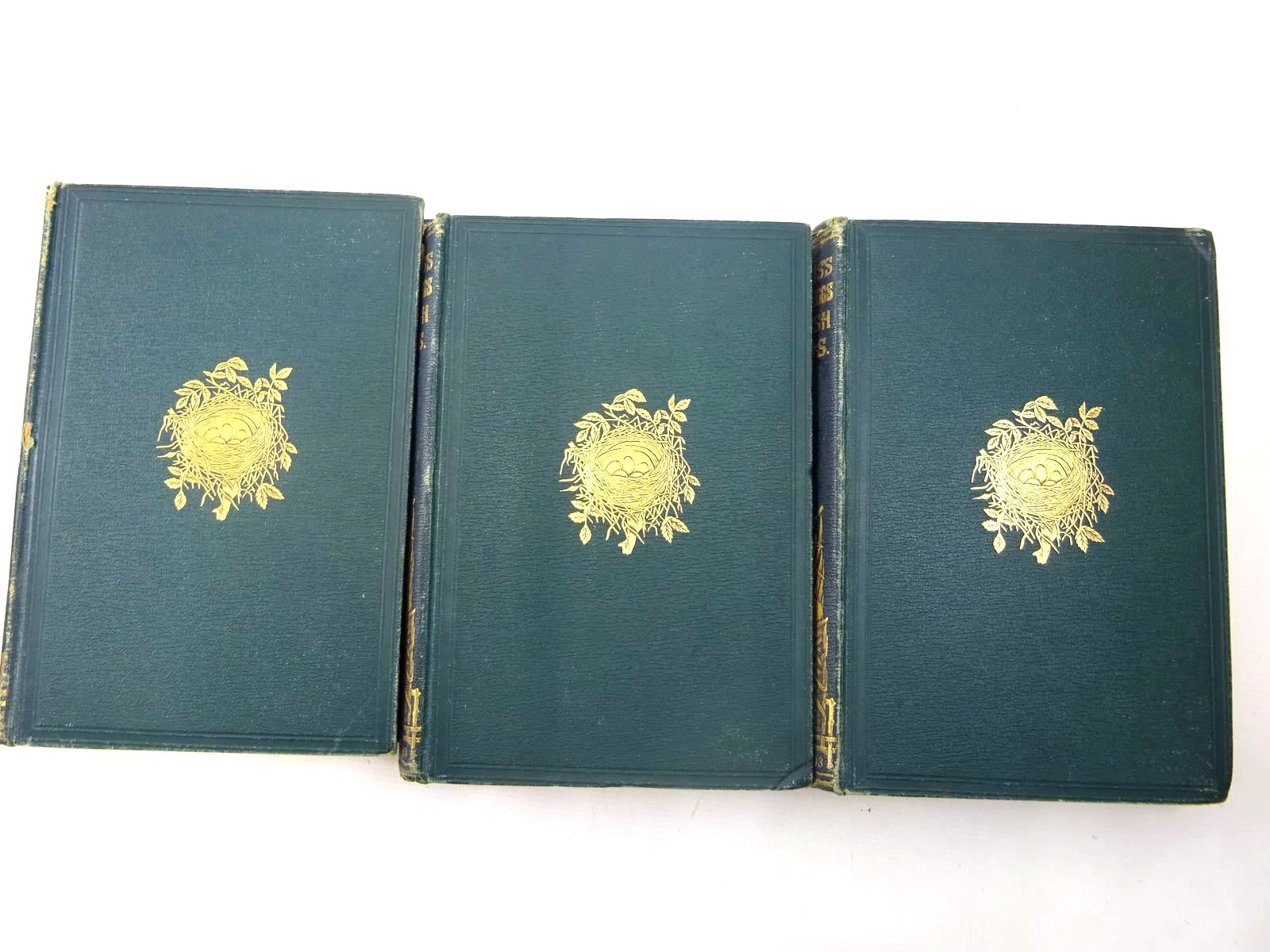 Photo of A NATURAL HISTORY OF THE NESTS AND EGGS OF BRITISH BIRDS (3 VOLUMES) written by Morris, F.O. published by John C. Nimmo (STOCK CODE: 2128160)  for sale by Stella & Rose's Books