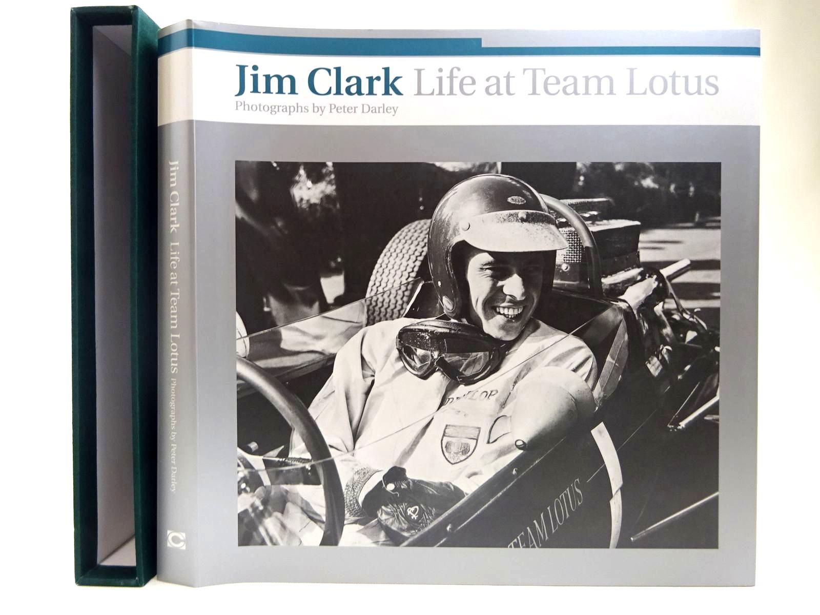 Photo of JIM CLARK LIFE AT TEAM LOTUS- Stock Number: 2128170