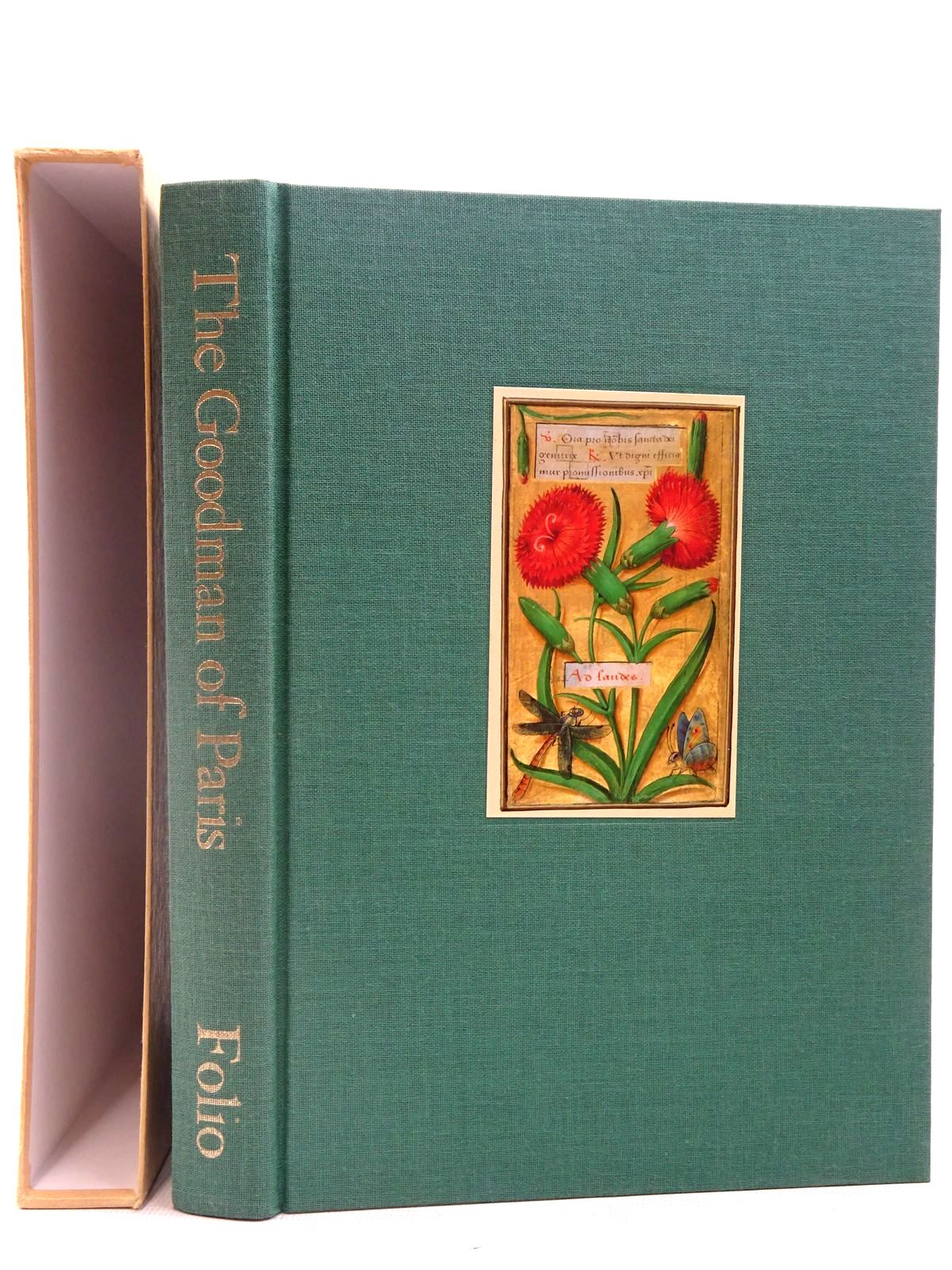 Photo of THE GOODMAN OF PARIS written by Power, Eileen published by Folio Society (STOCK CODE: 2128196)  for sale by Stella & Rose's Books
