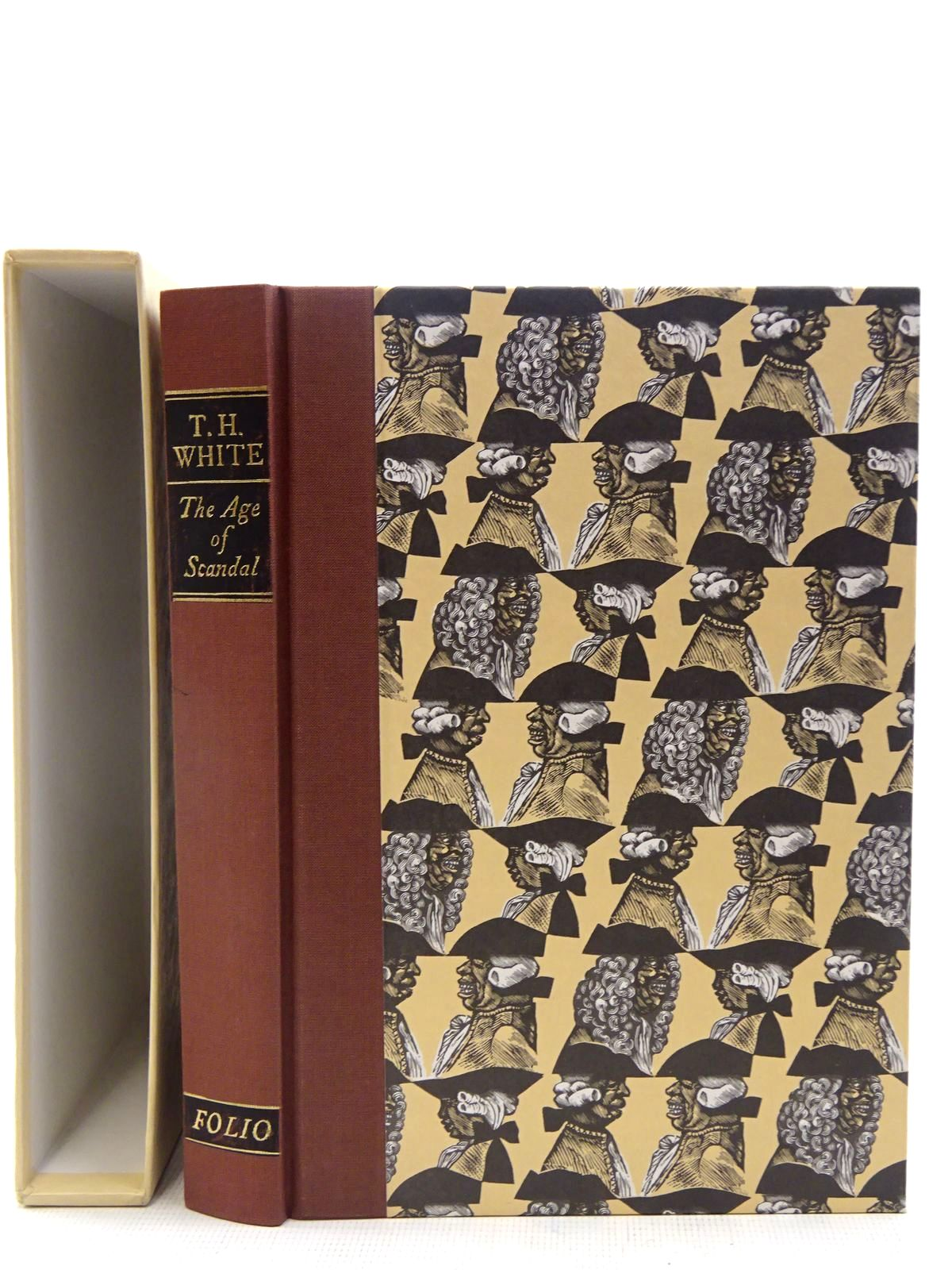Photo of THE AGE OF SCANDAL: AN EXCURSION THROUGH A MINOR PERIOD written by White, T.H. published by Folio Society (STOCK CODE: 2128216)  for sale by Stella & Rose's Books