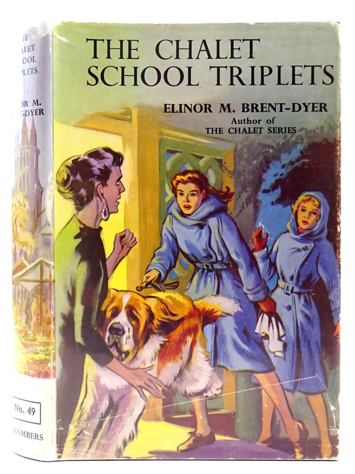 Photo of THE CHALET SCHOOL TRIPLETS- Stock Number: 2128222
