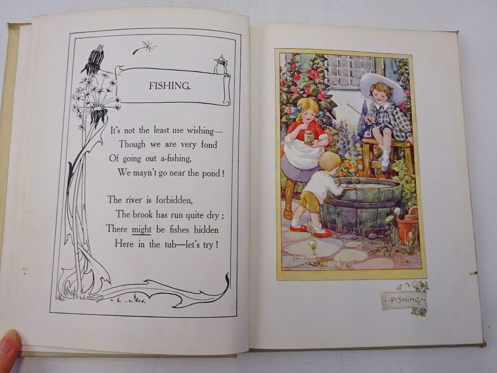 Photo of THE DANDY-ANDY BOOK illustrated by Anderson, Anne published by Thomas Nelson & Sons (STOCK CODE: 2128224)  for sale by Stella & Rose's Books
