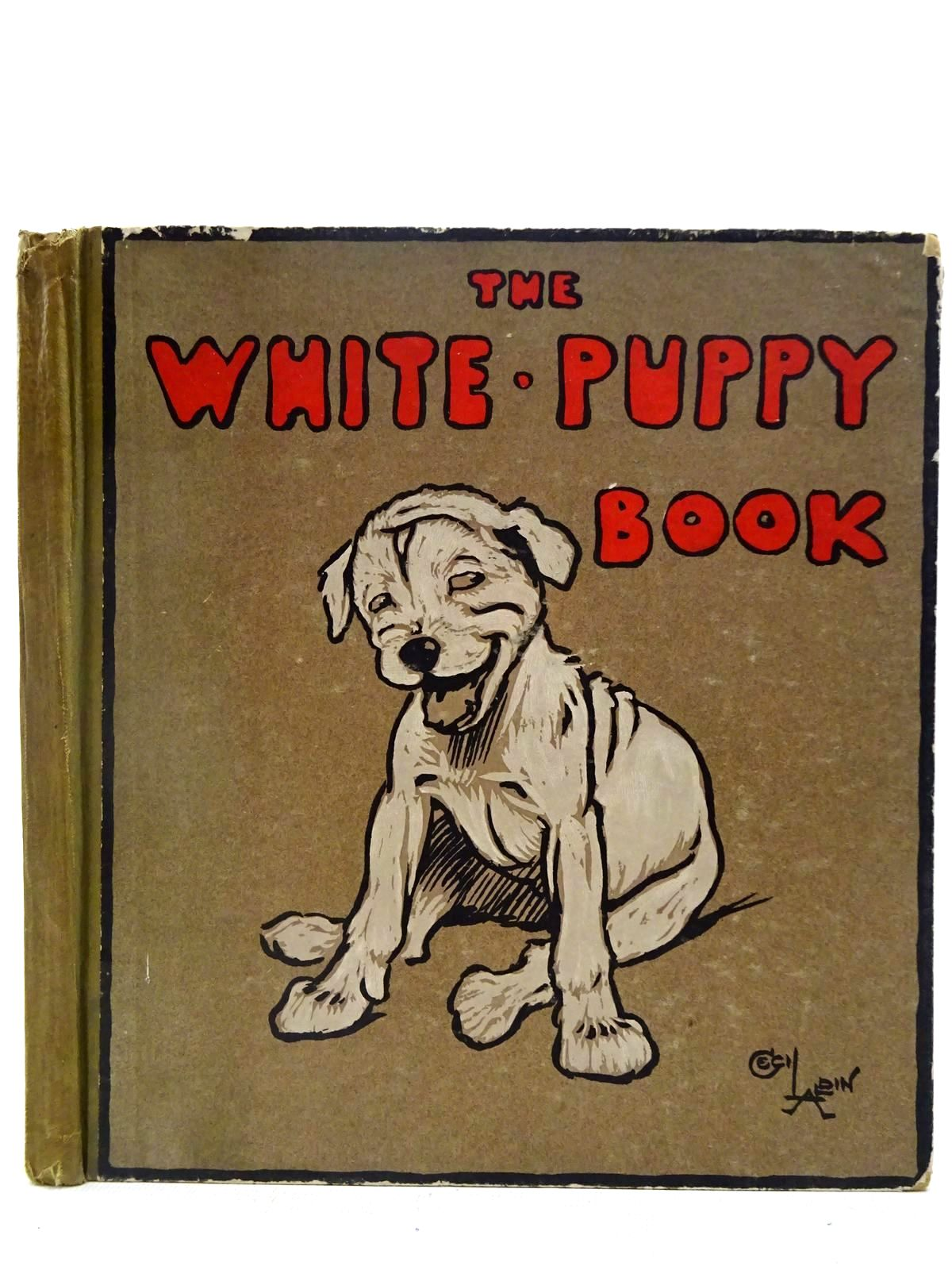 Photo of THE WHITE PUPPY BOOK- Stock Number: 2128226