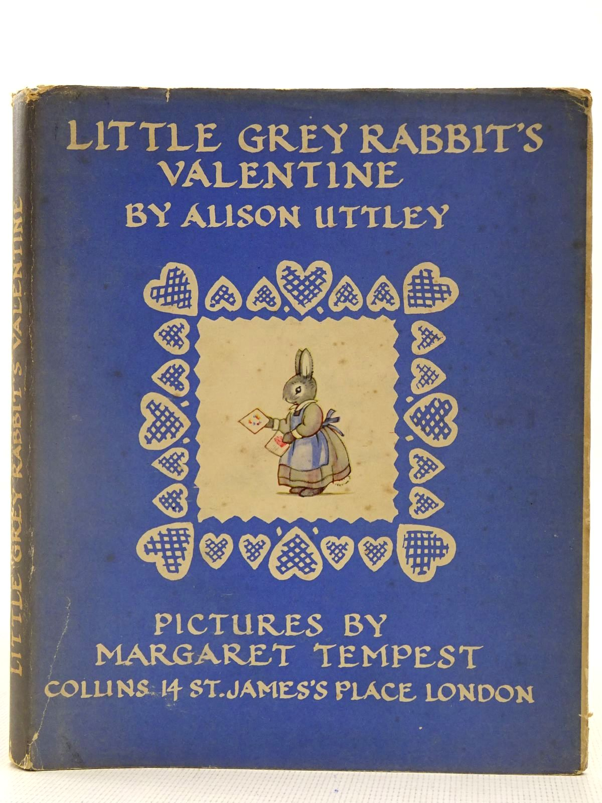 Photo of LITTLE GREY RABBIT'S VALENTINE- Stock Number: 2128240