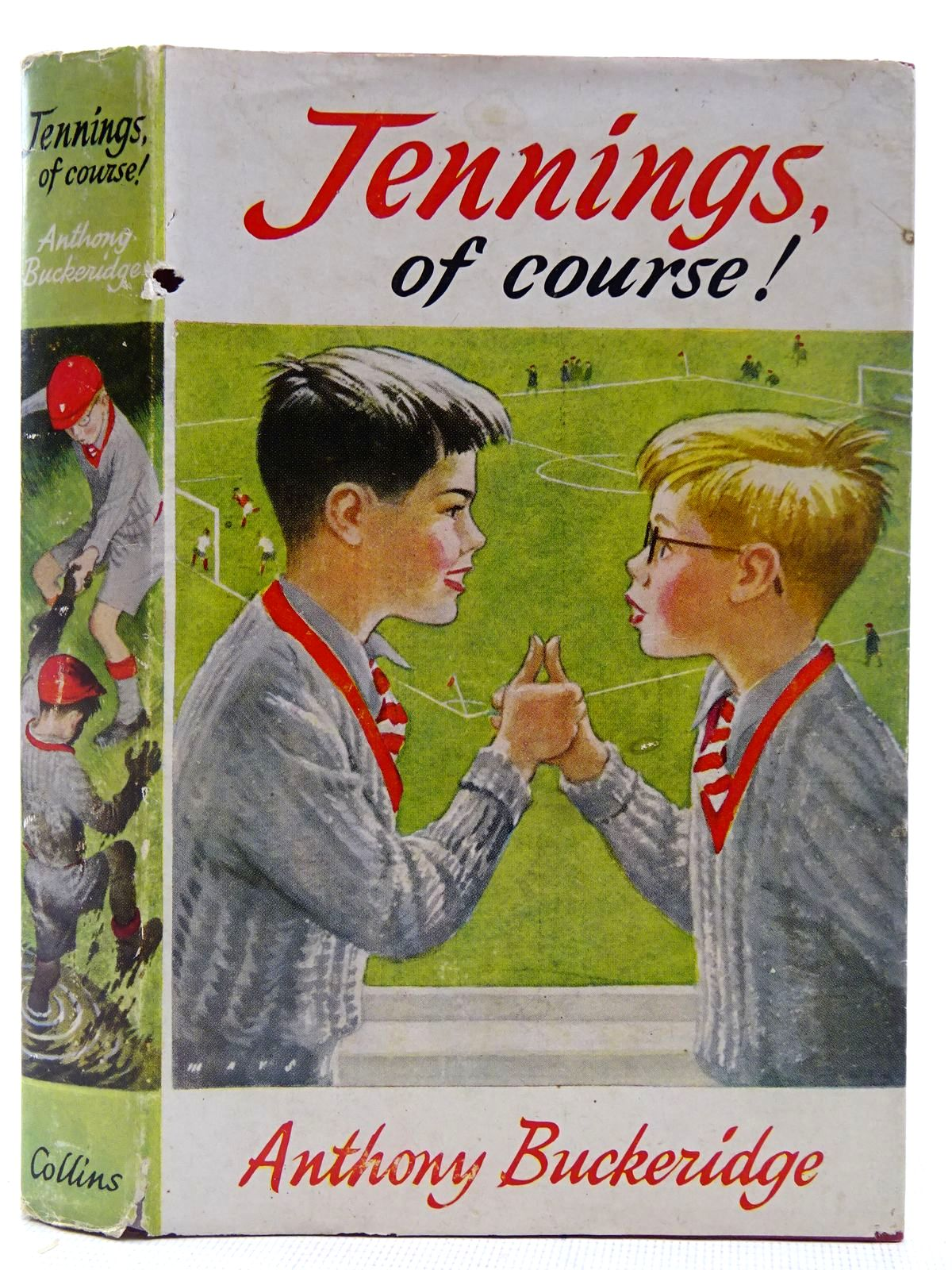 Photo of JENNINGS, OF COURSE! written by Buckeridge, Anthony illustrated by Mays,  published by Collins (STOCK CODE: 2128243)  for sale by Stella & Rose's Books