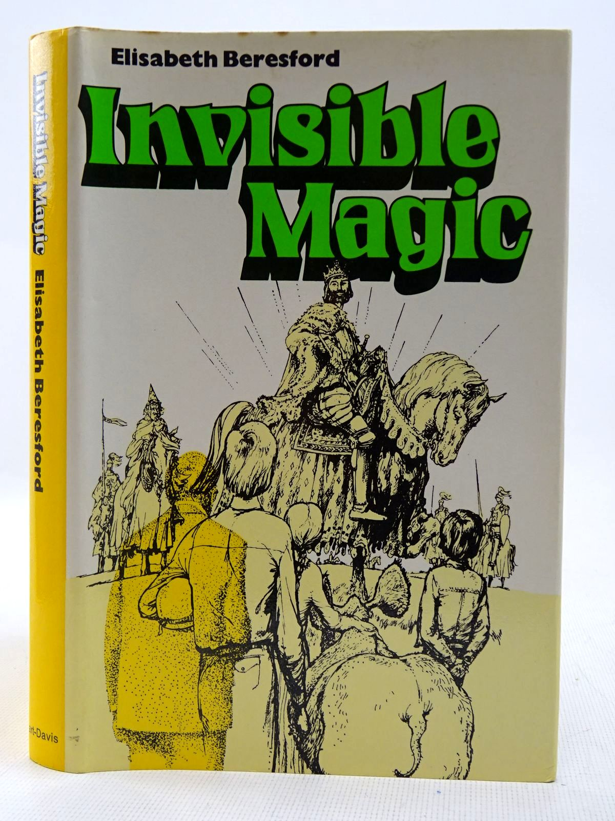 Photo of INVISIBLE MAGIC- Stock Number: 2128248