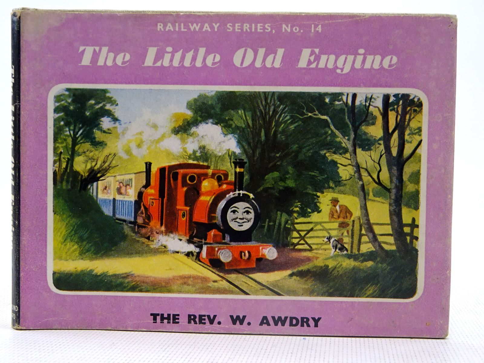 Photo of THE LITTLE OLD ENGINE written by Awdry, Rev. W. illustrated by Kenney, John published by Edmund Ward Ltd. (STOCK CODE: 2128252)  for sale by Stella & Rose's Books
