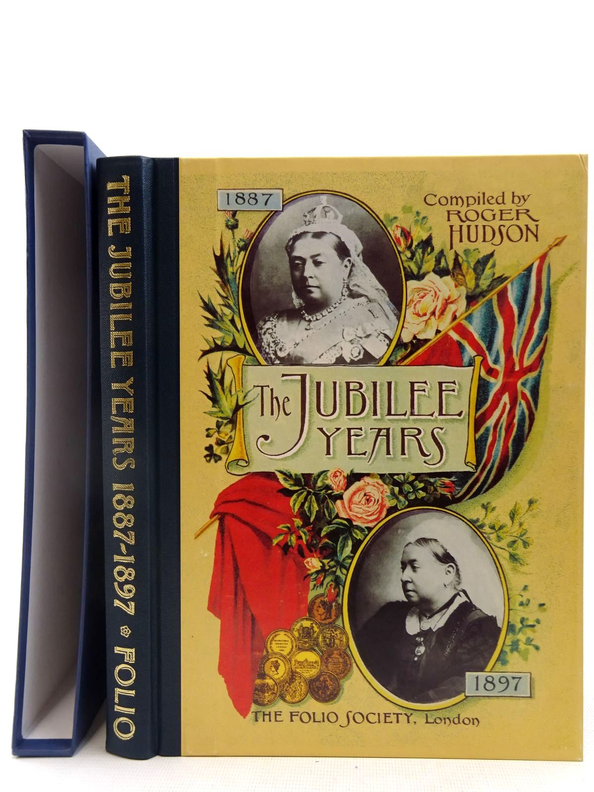 Photo of THE JUBILEE YEARS 1887-1897 written by Hudson, Roger published by Folio Society (STOCK CODE: 2128265)  for sale by Stella & Rose's Books