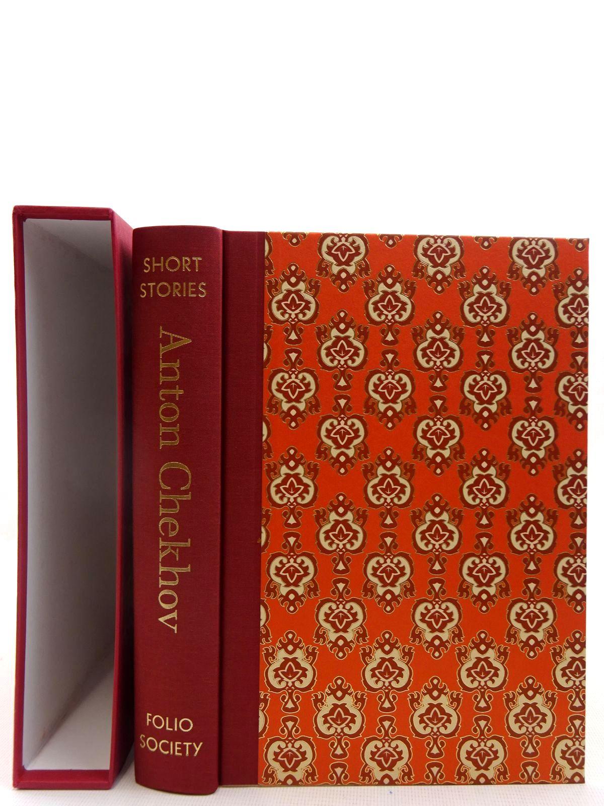 Photo of SHORT STORIES written by Chekhov, Anton McVay, Gordon Zinik, Zinovy illustrated by McFarlane, Debra published by Folio Society (STOCK CODE: 2128292)  for sale by Stella & Rose's Books