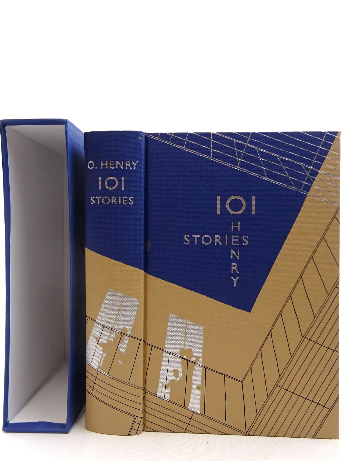 Photo of 101 STORIES written by Henry, O. illustrated by Waters, Rod published by Folio Society (STOCK CODE: 2128293)  for sale by Stella & Rose's Books