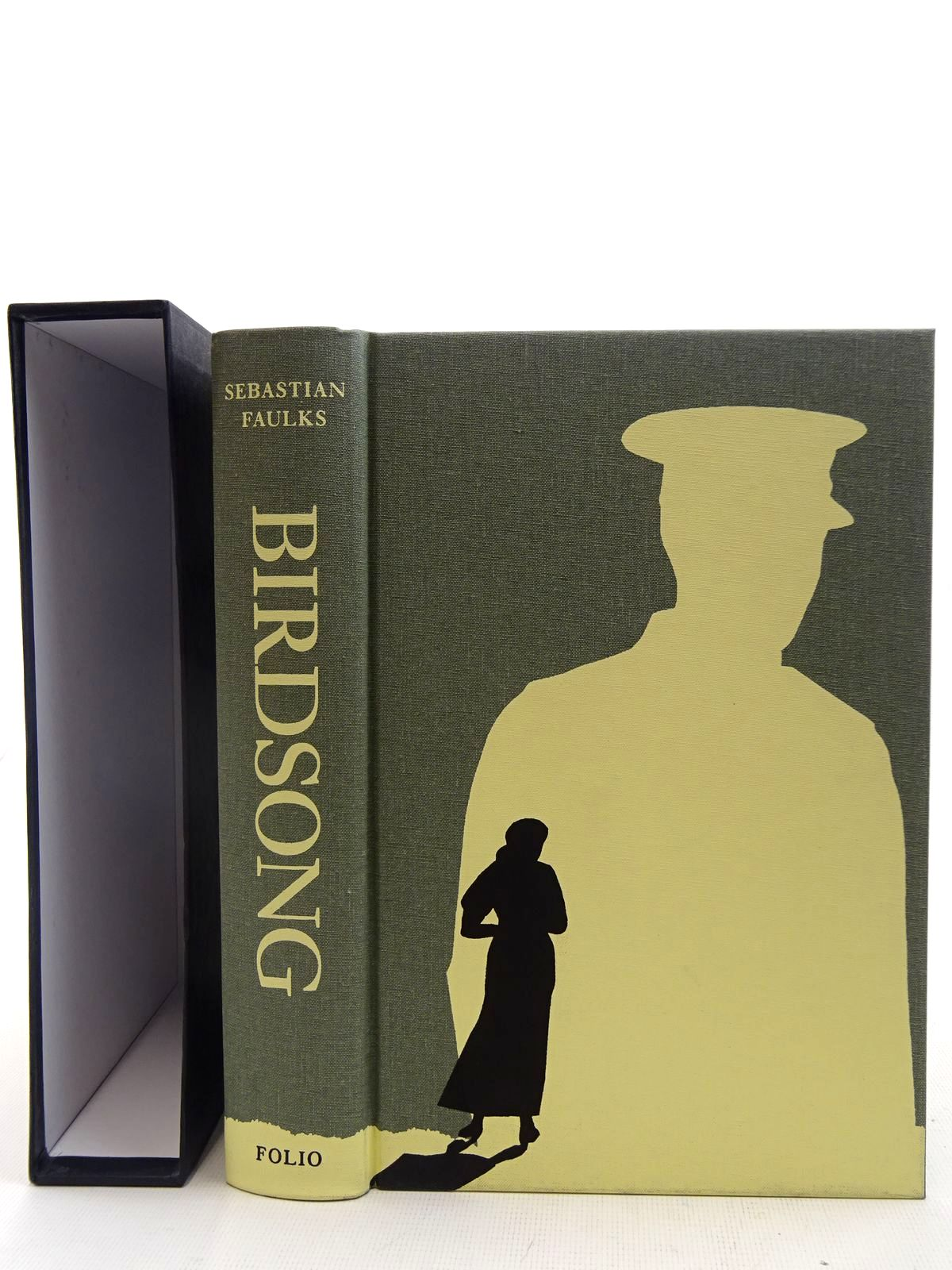 Photo of BIRDSONG written by Faulks, Sebastian illustrated by Harasymowicz, Swava published by Folio Society (STOCK CODE: 2128296)  for sale by Stella & Rose's Books