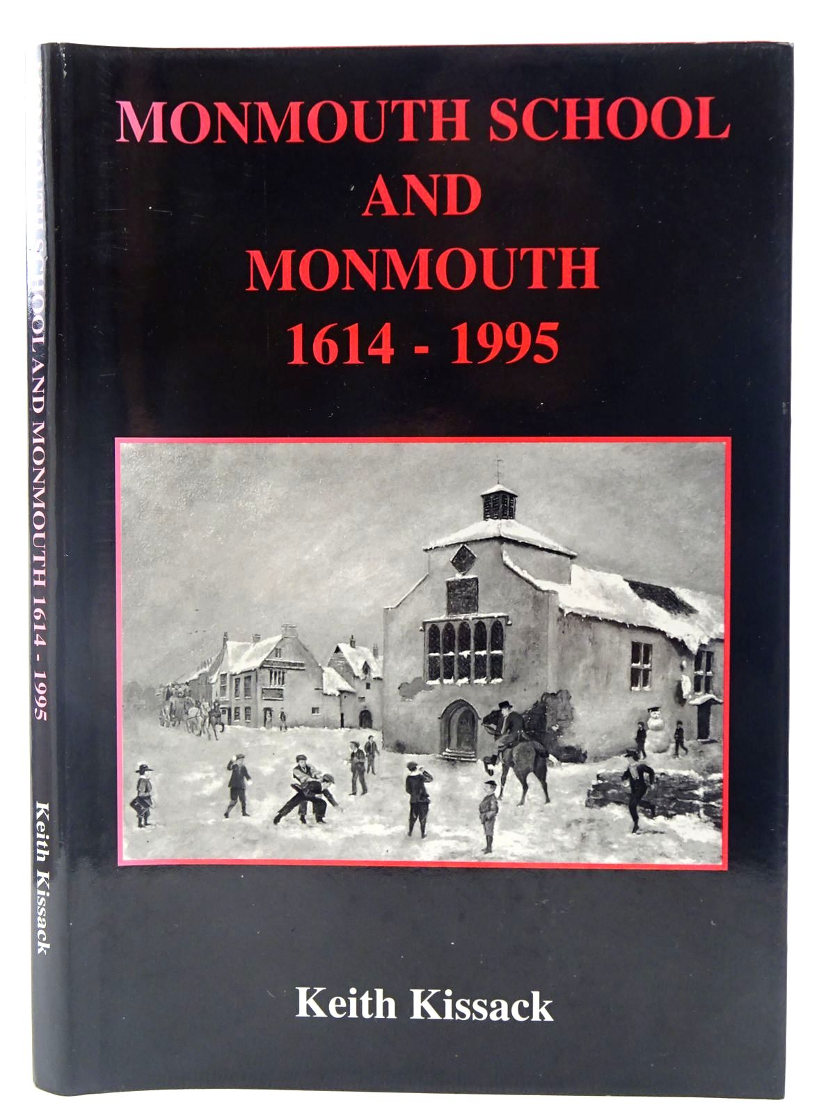 Photo of MONMOUTH SCHOOL AND MONMOUTH 1614-1995- Stock Number: 2128303