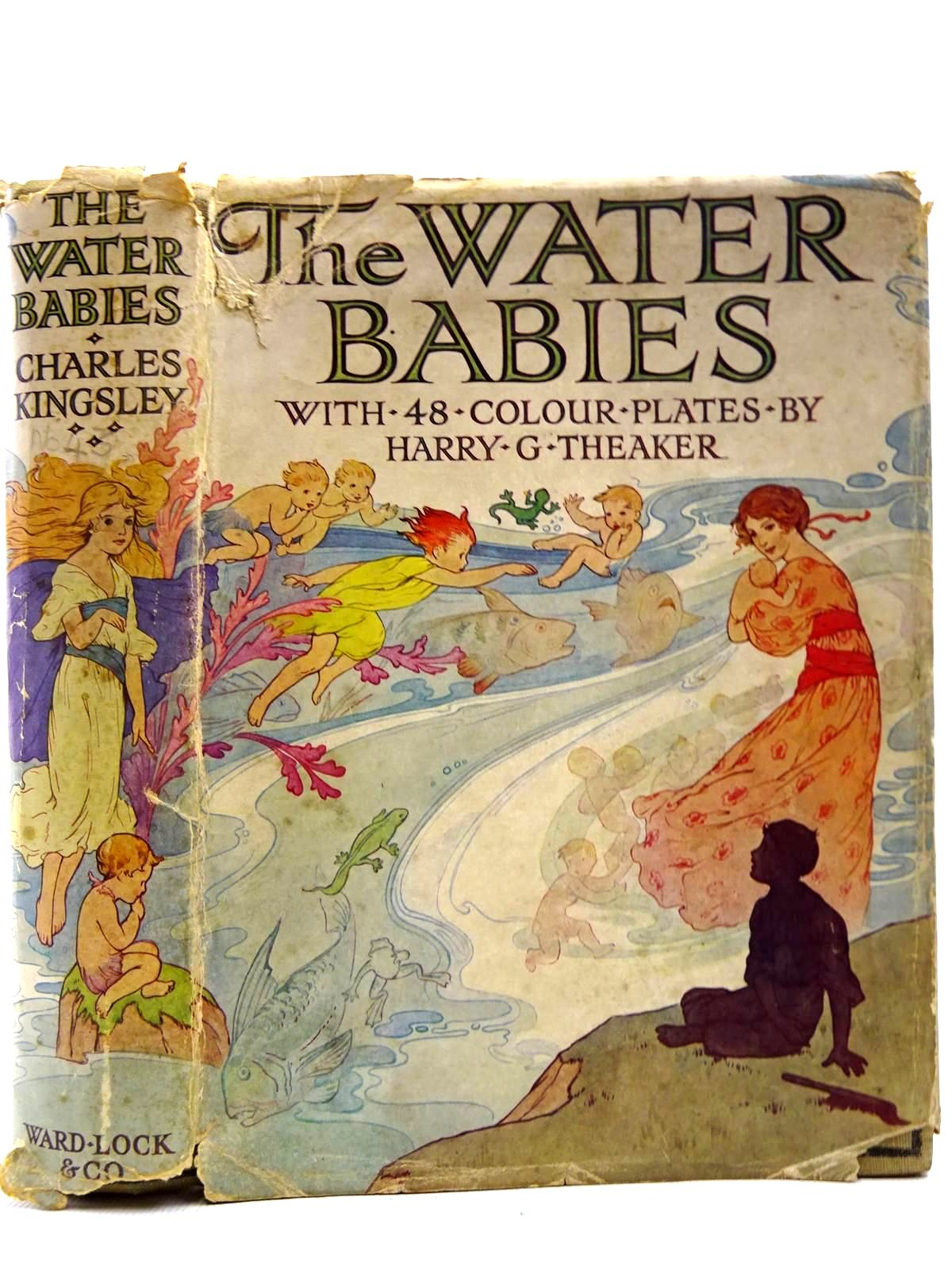 Photo of THE WATER BABIES written by Kingsley, Charles illustrated by Theaker, Harry G. published by Ward, Lock & Co. Ltd. (STOCK CODE: 2128339)  for sale by Stella & Rose's Books